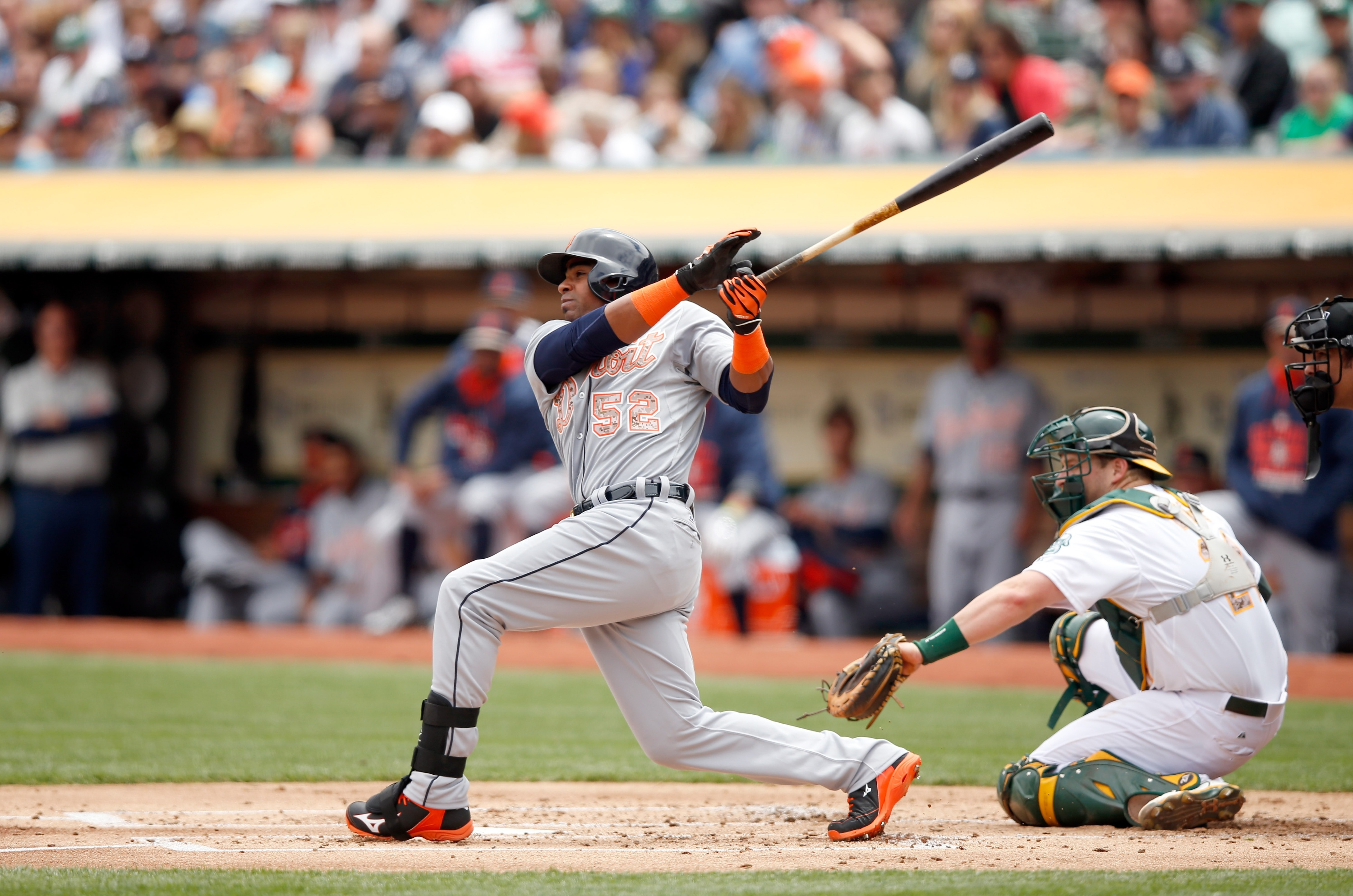 Yoenis Cespedes on A's: 'Don't they want to win a championship?…