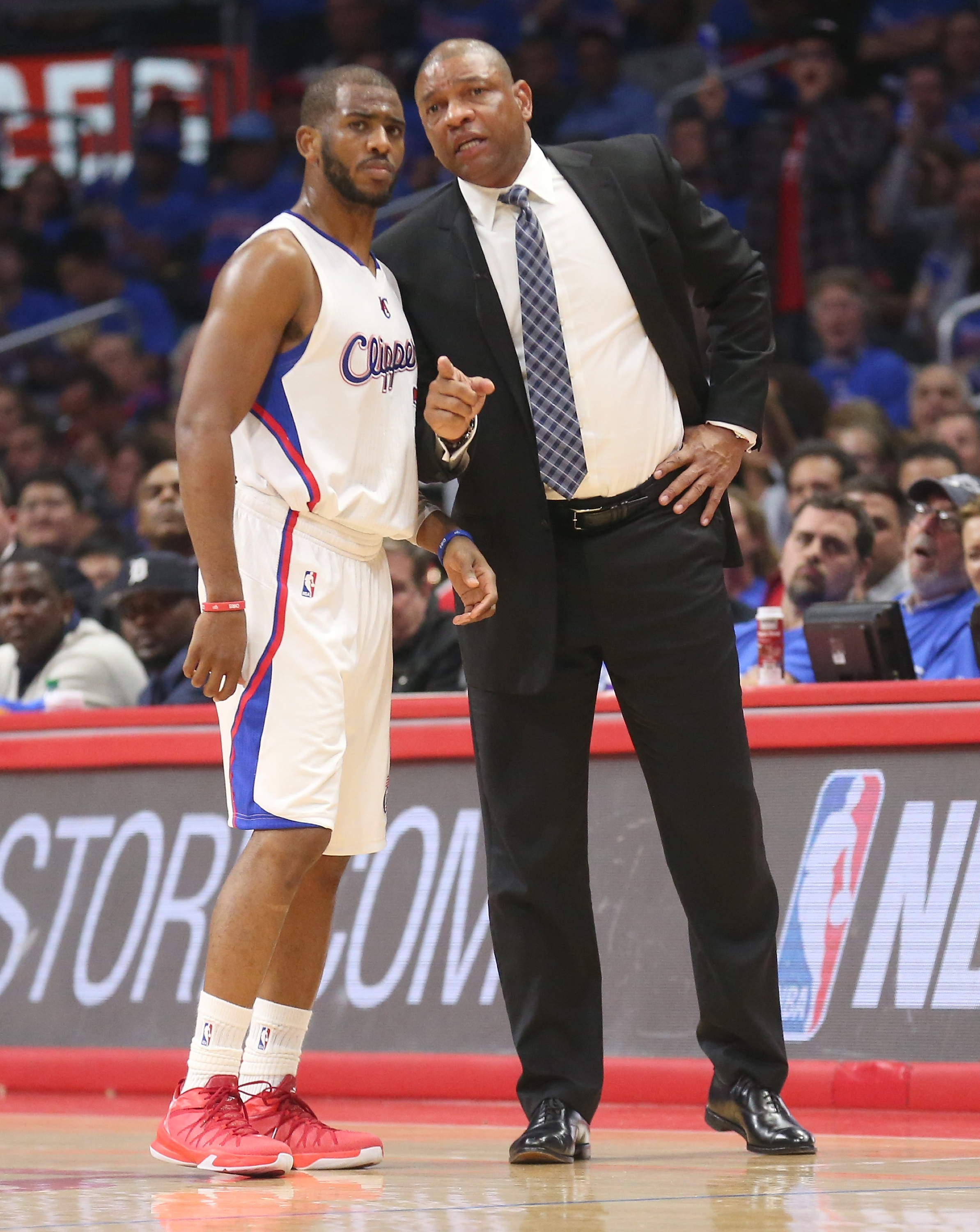 Doc Rivers says the Clippers roster could be disbanded if they …