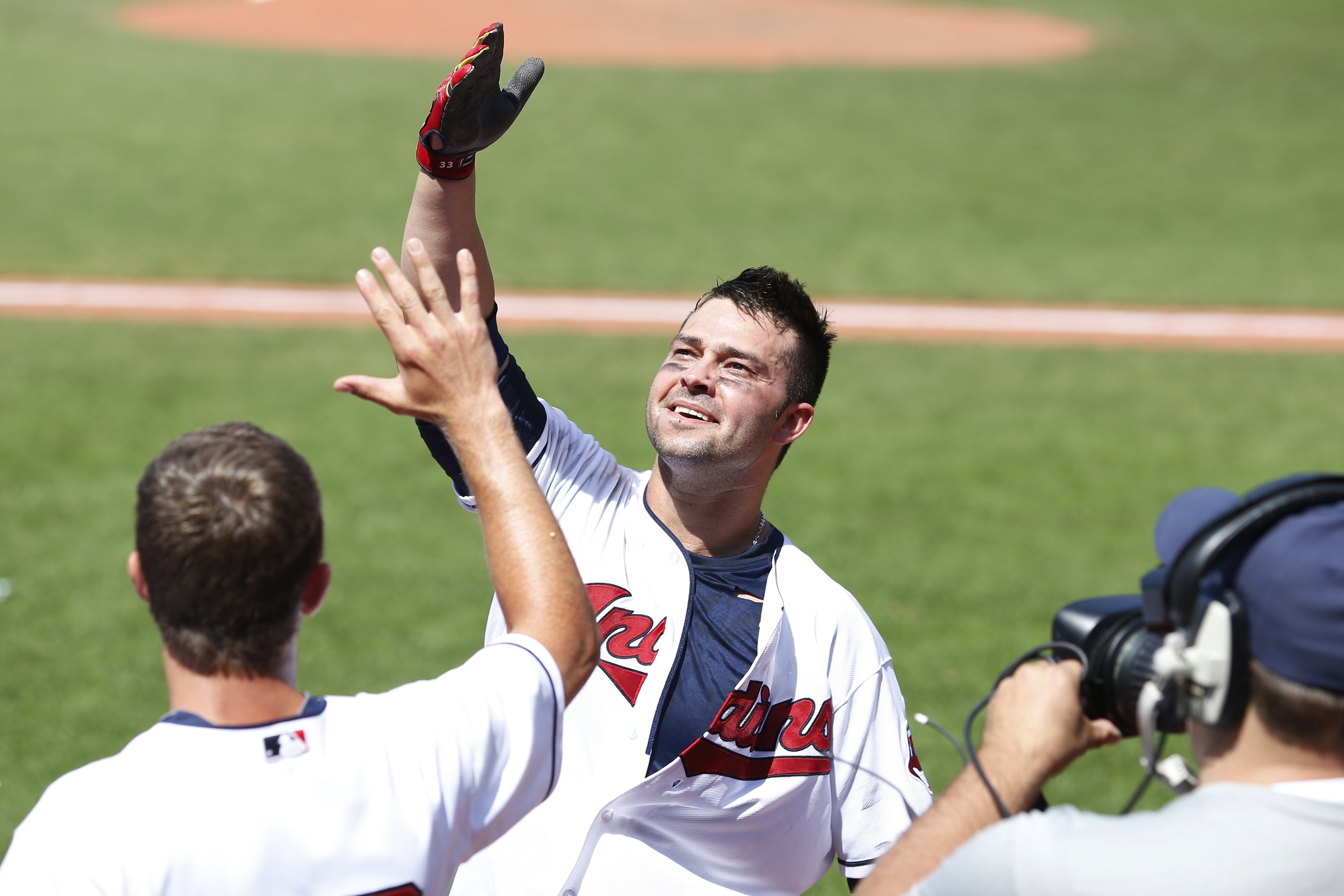 Nick Swisher hits walk-off grand slam, his second game-winner i…