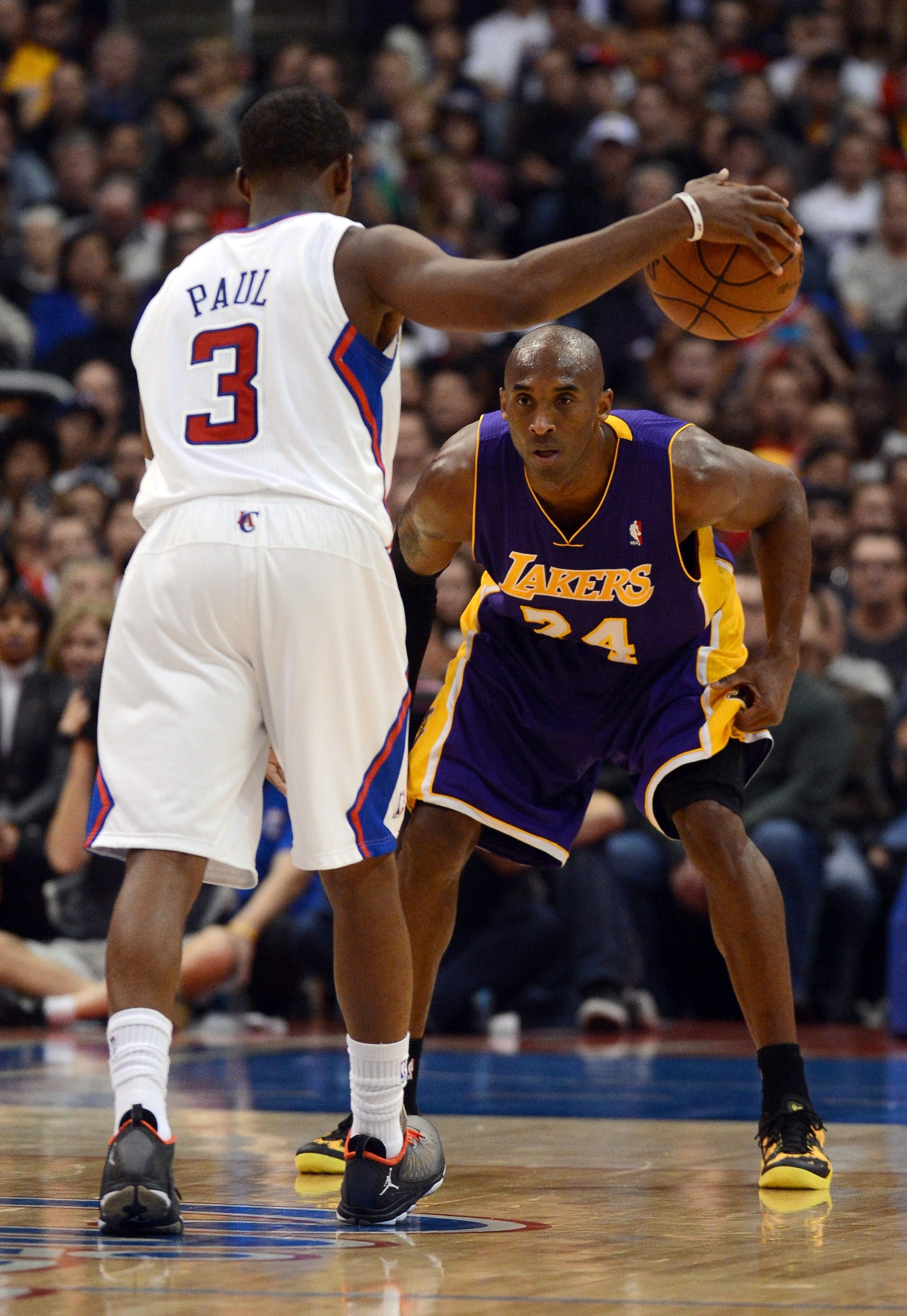 How many more times will Kobe Bryant play a marquee basketball game? (Harry How/Getty Images)