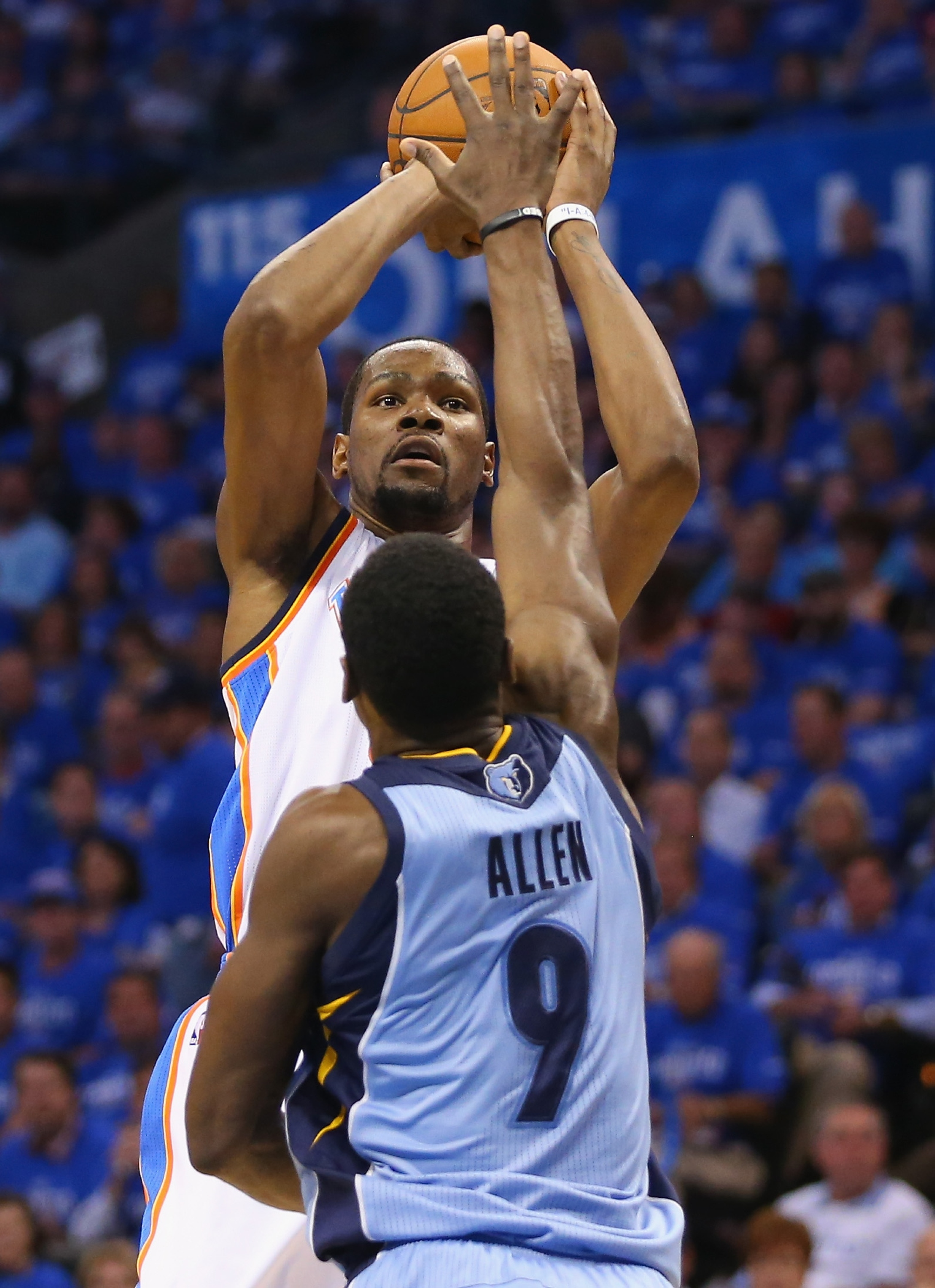 The 10-man rotation, starring Tony Allen's game-changing defens…