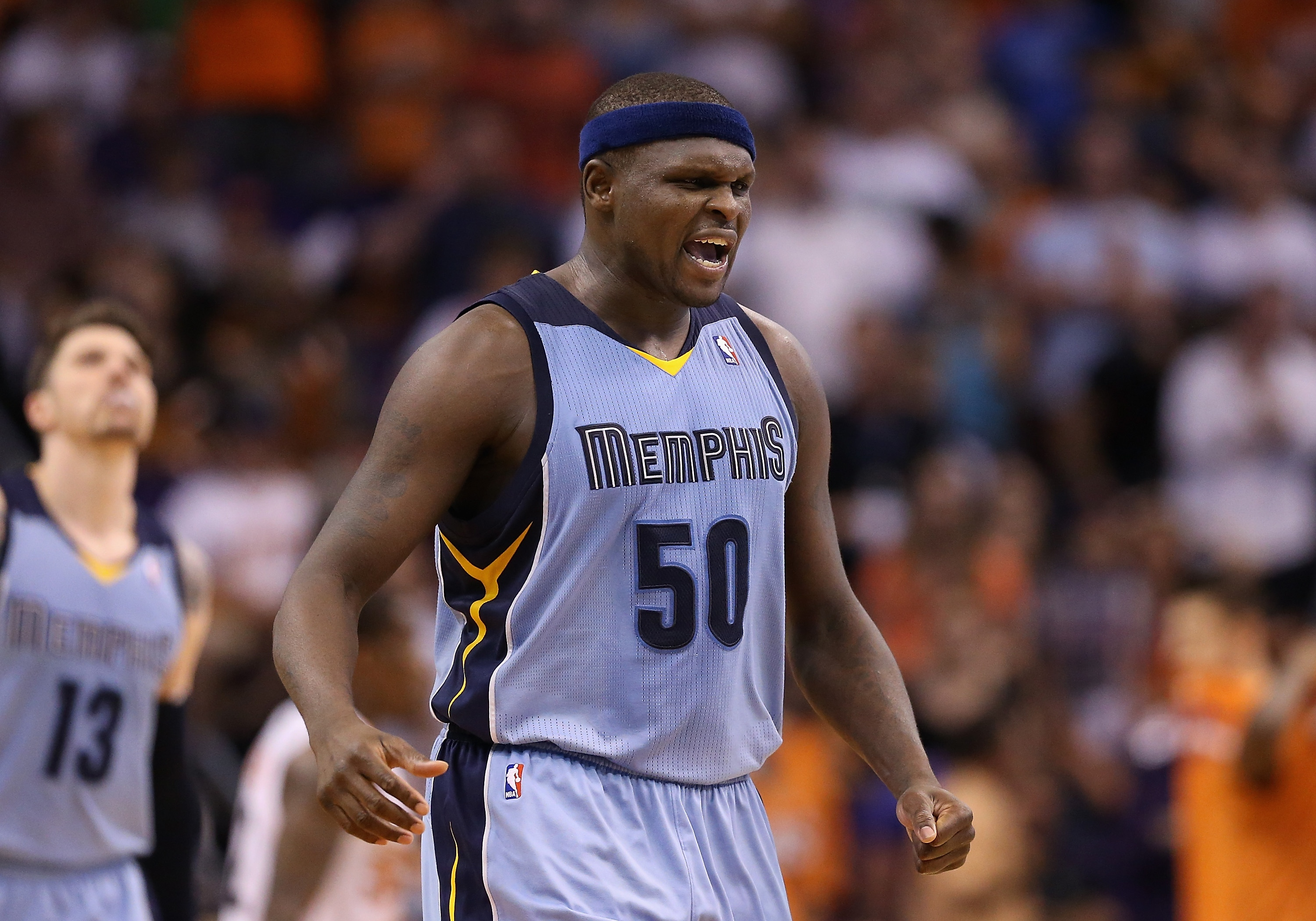 The Grizzlies clinched the West's final playoff berth by beatin…