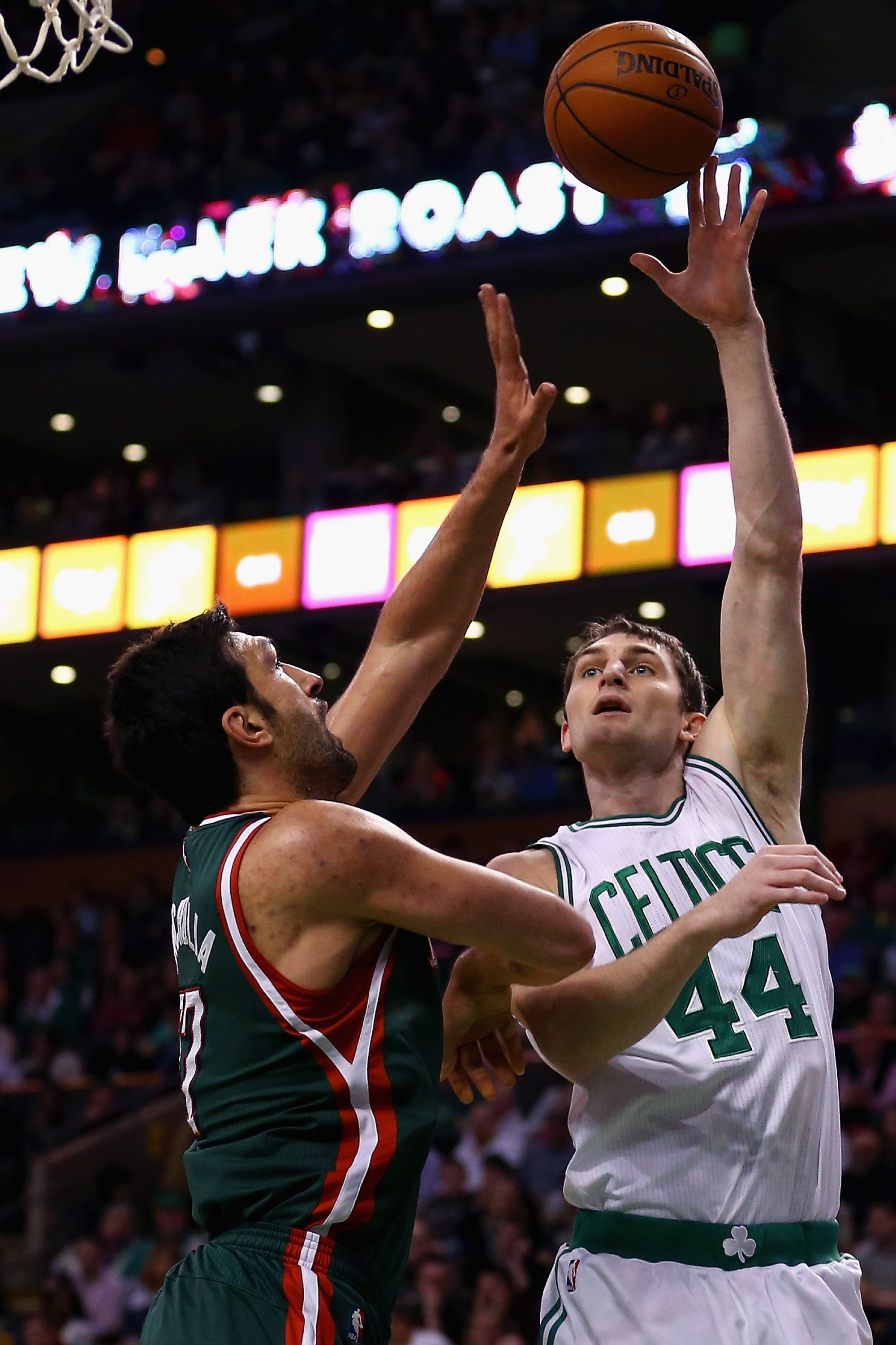 More solid than stellar, Tyler Zeller could still command eight figures a year. (Maddie Meyer/Getty Images)