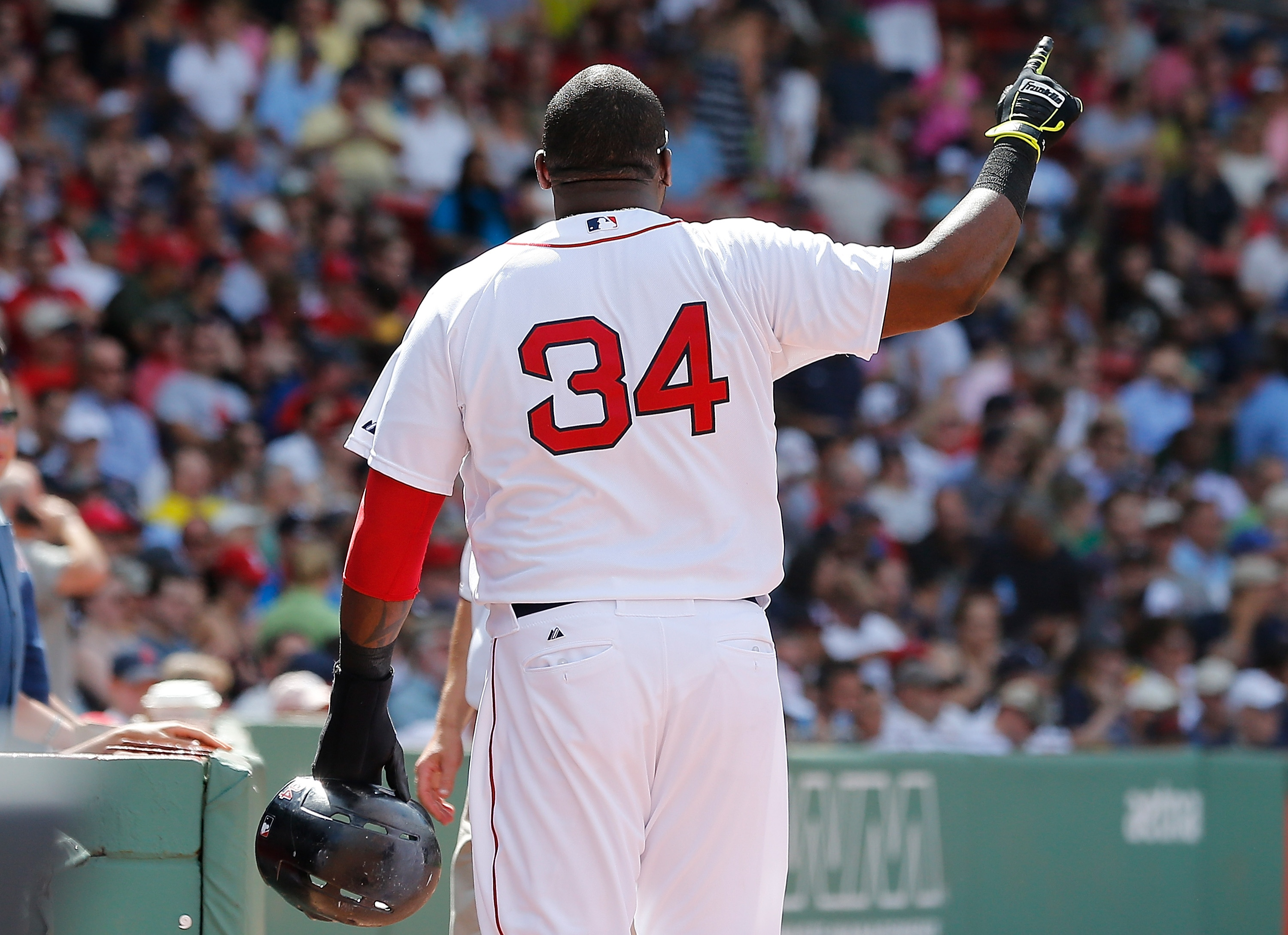 David Ortiz calls out Boston's official scorer after error ruli…