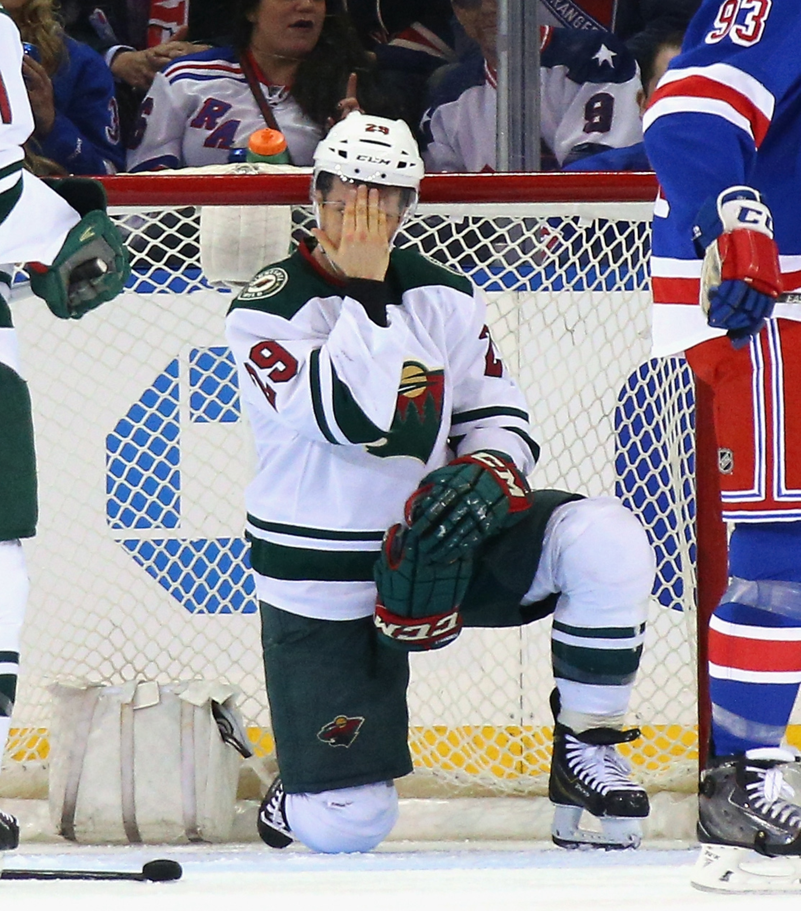 Minnesota Wild Are Fragile, Afraid And Falling Fast In West