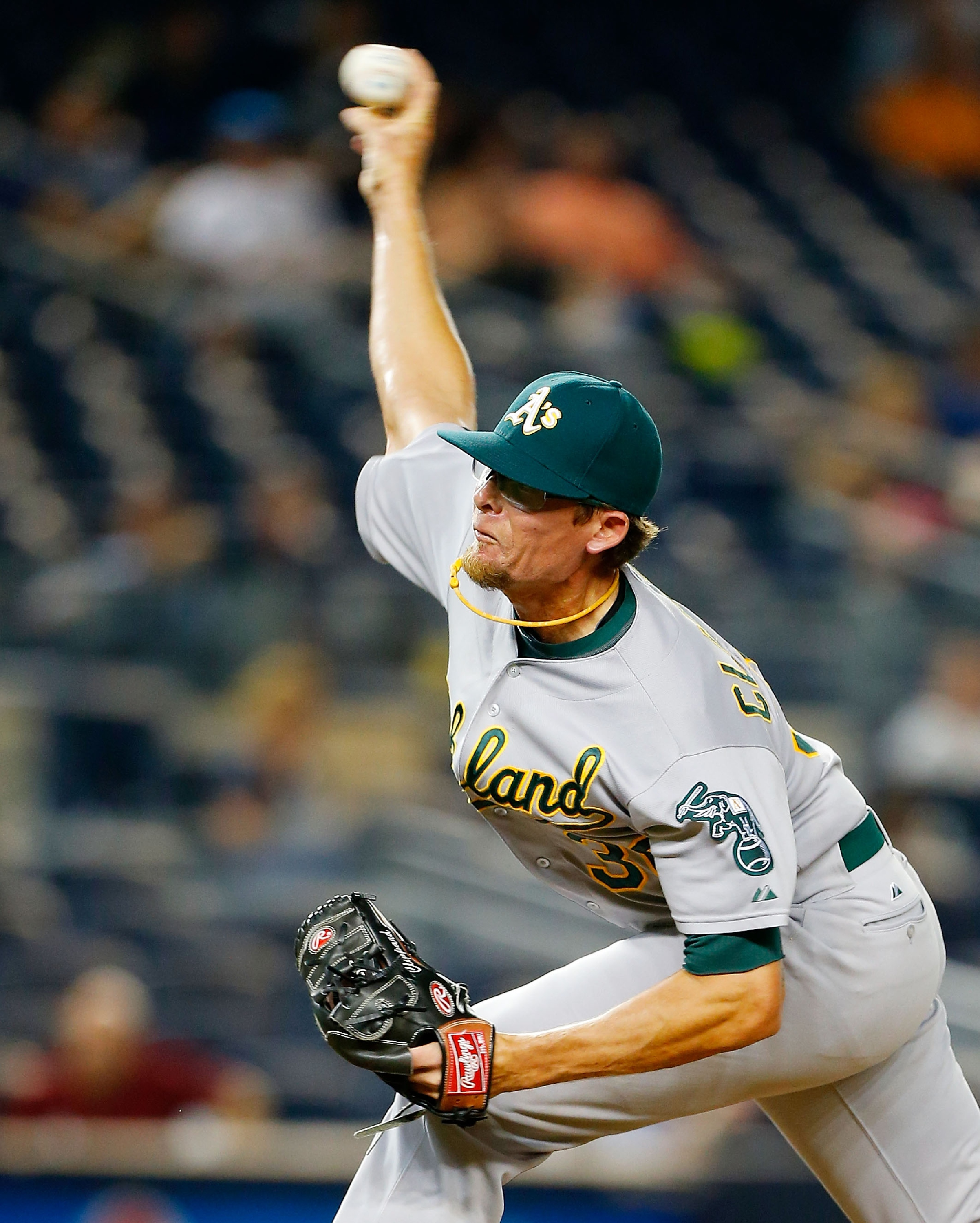 Mets going in? New York picks up Tyler Clippard from Athletics