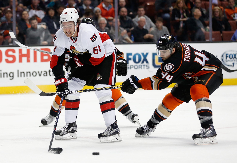 NHL Stunning Numbers: Dominant Dylan Larkin, Silly Senators Takeaways
