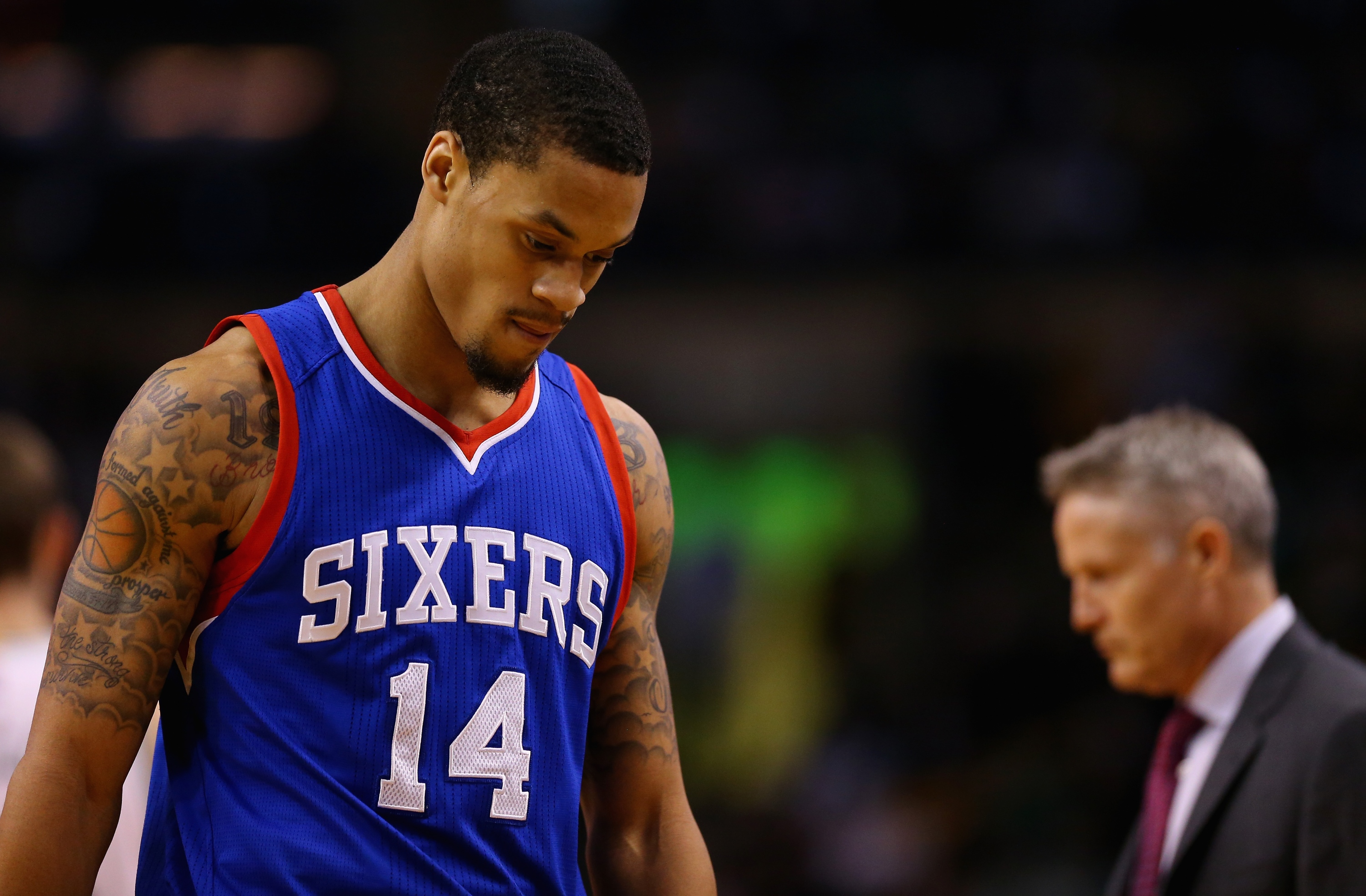 Report: 76ers fined $3M for 'not fully disclosing' Holiday's in…