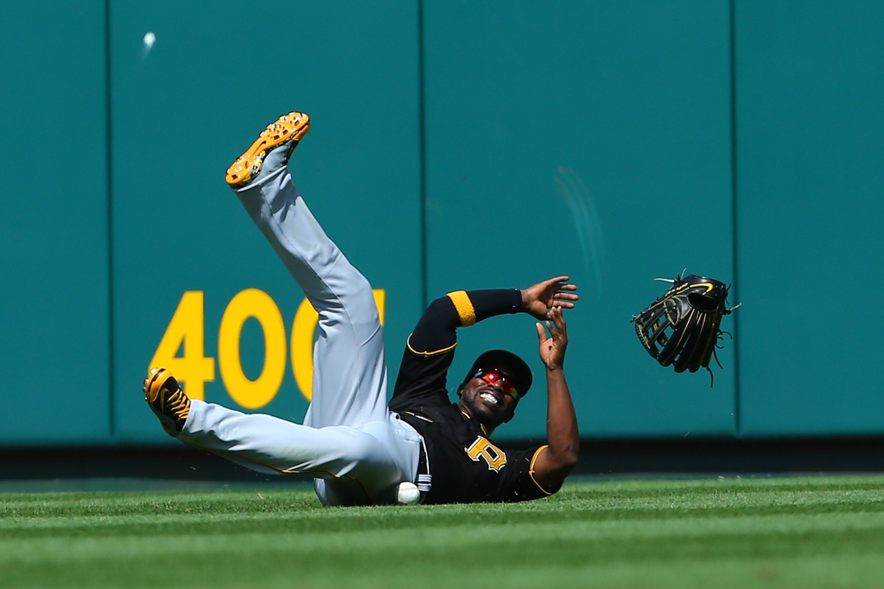 McCutchen has fallen, but will he be able to get back up?  (Getty)