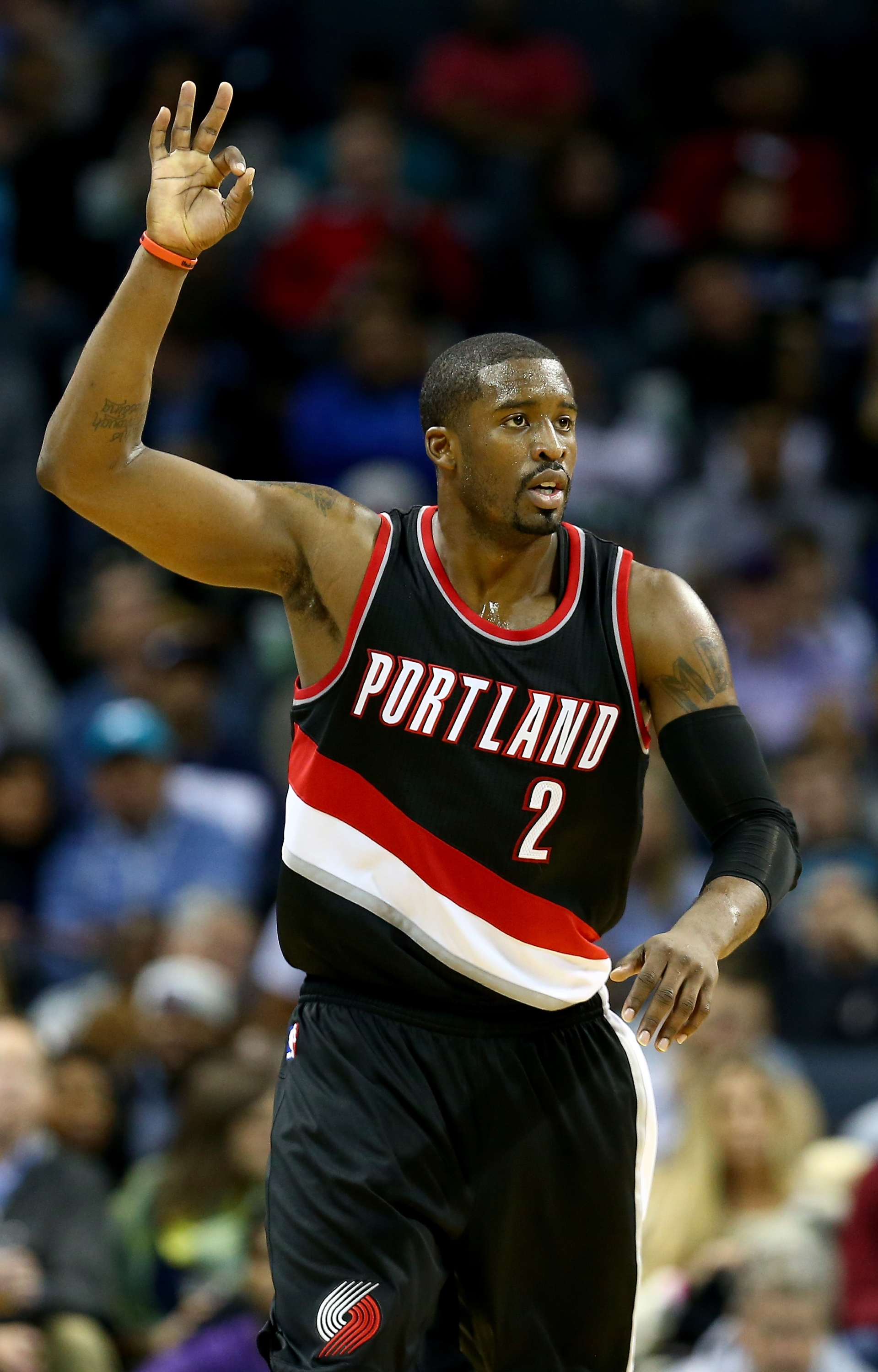 Wesley Matthews plans on being ready for opening night