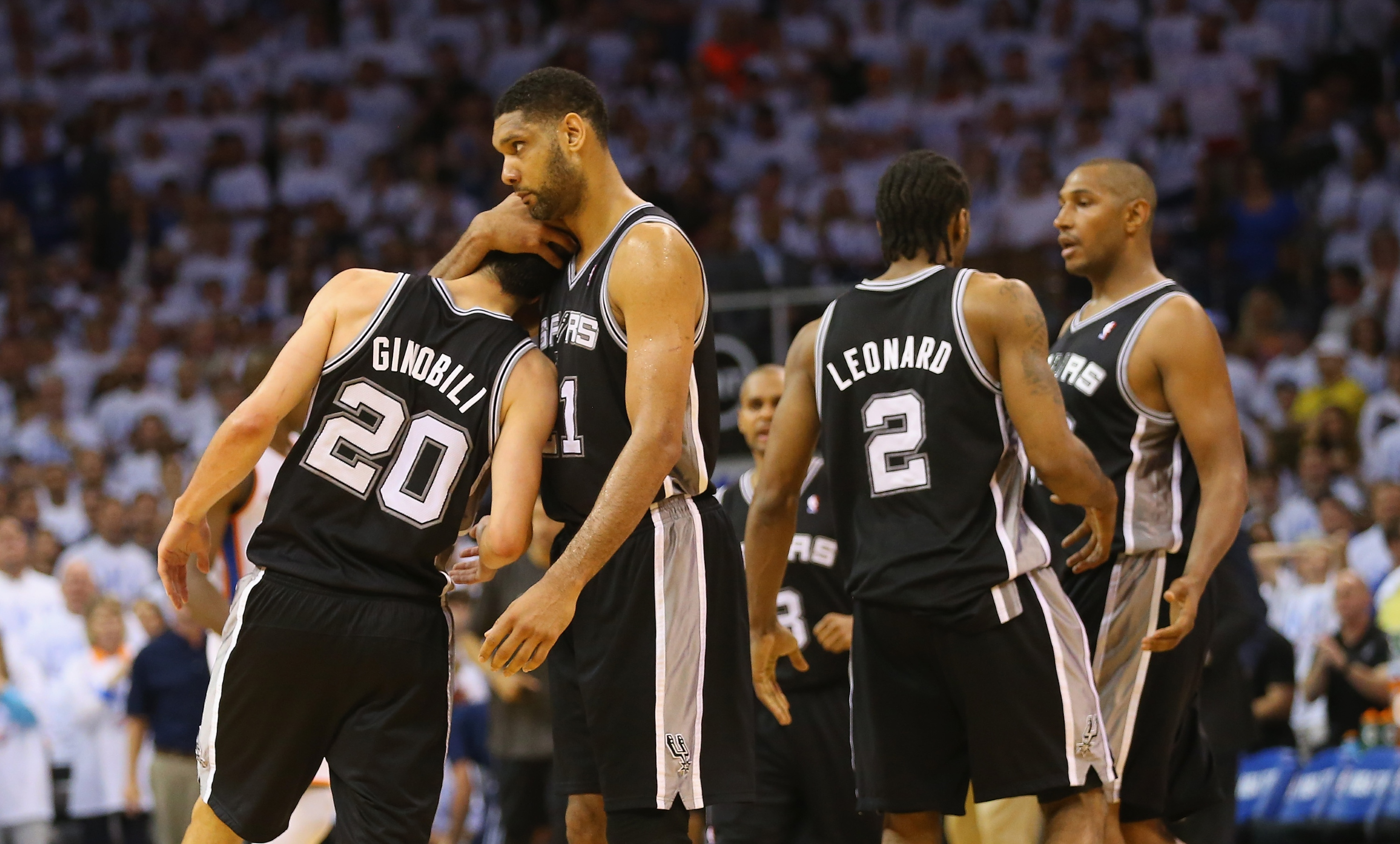 What's at stake for the San Antonio Spurs in the 2014 NBA Final…