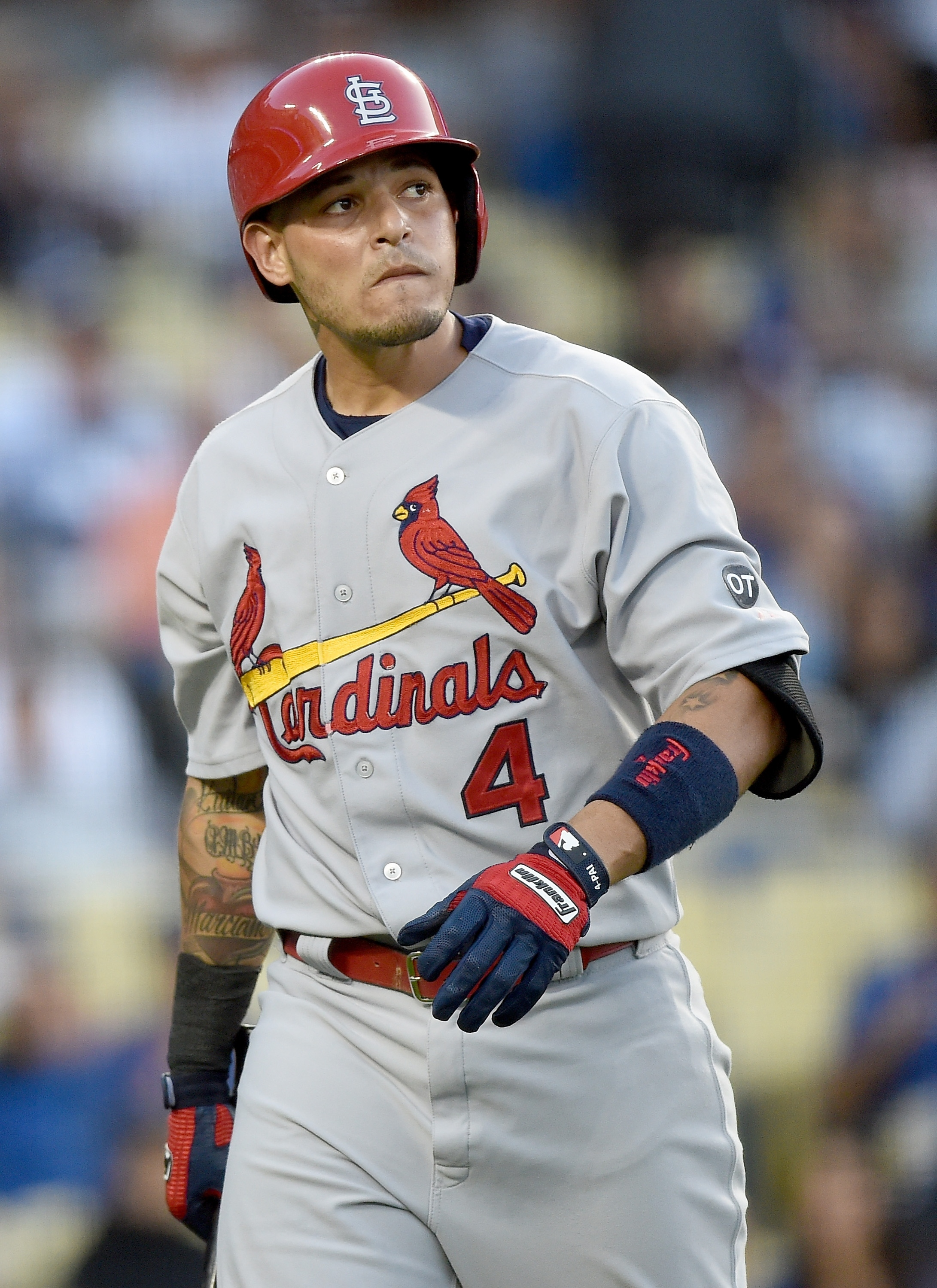 Molina in thought (Harry How/Getty Images)