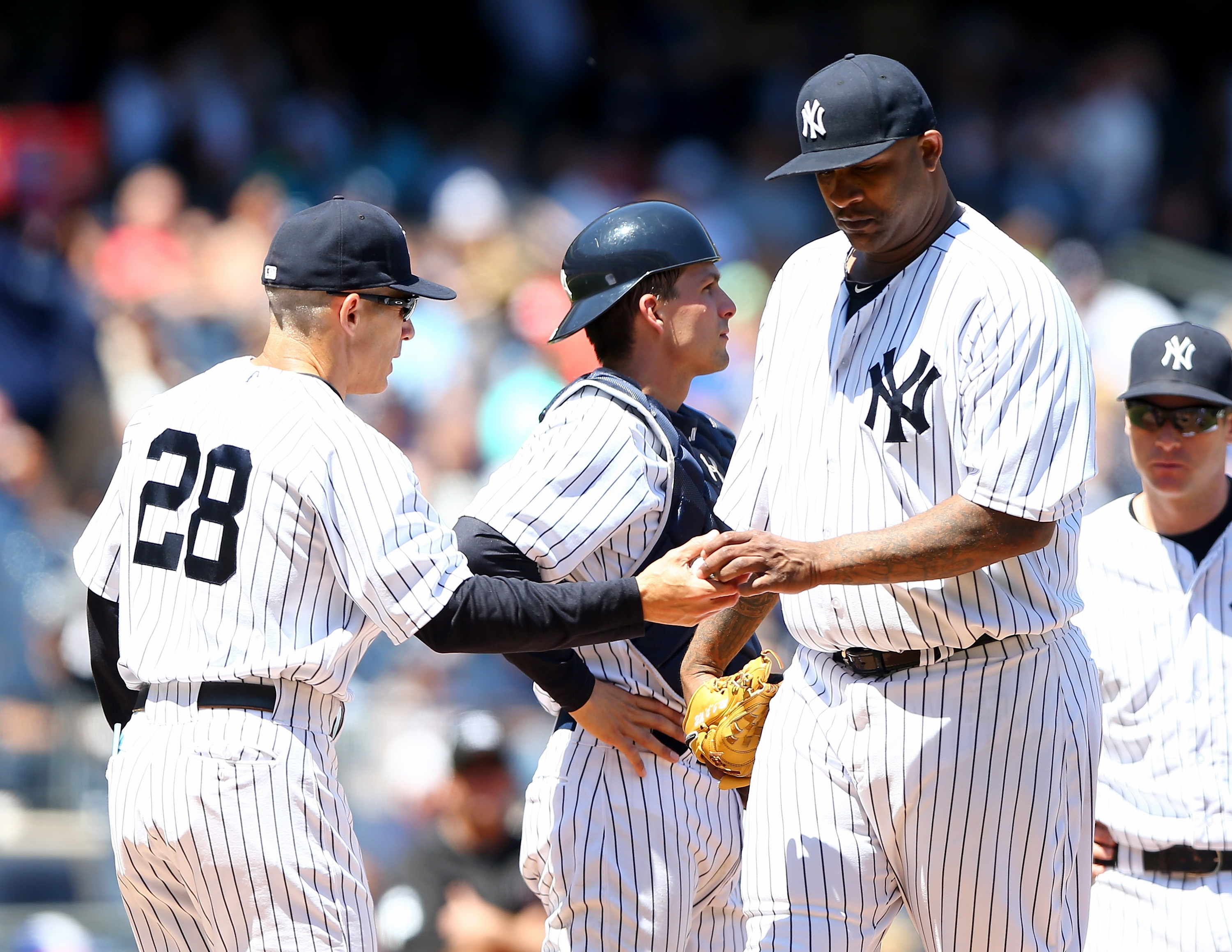 Yankees losing streak reaches five after lopsided loss to Range…