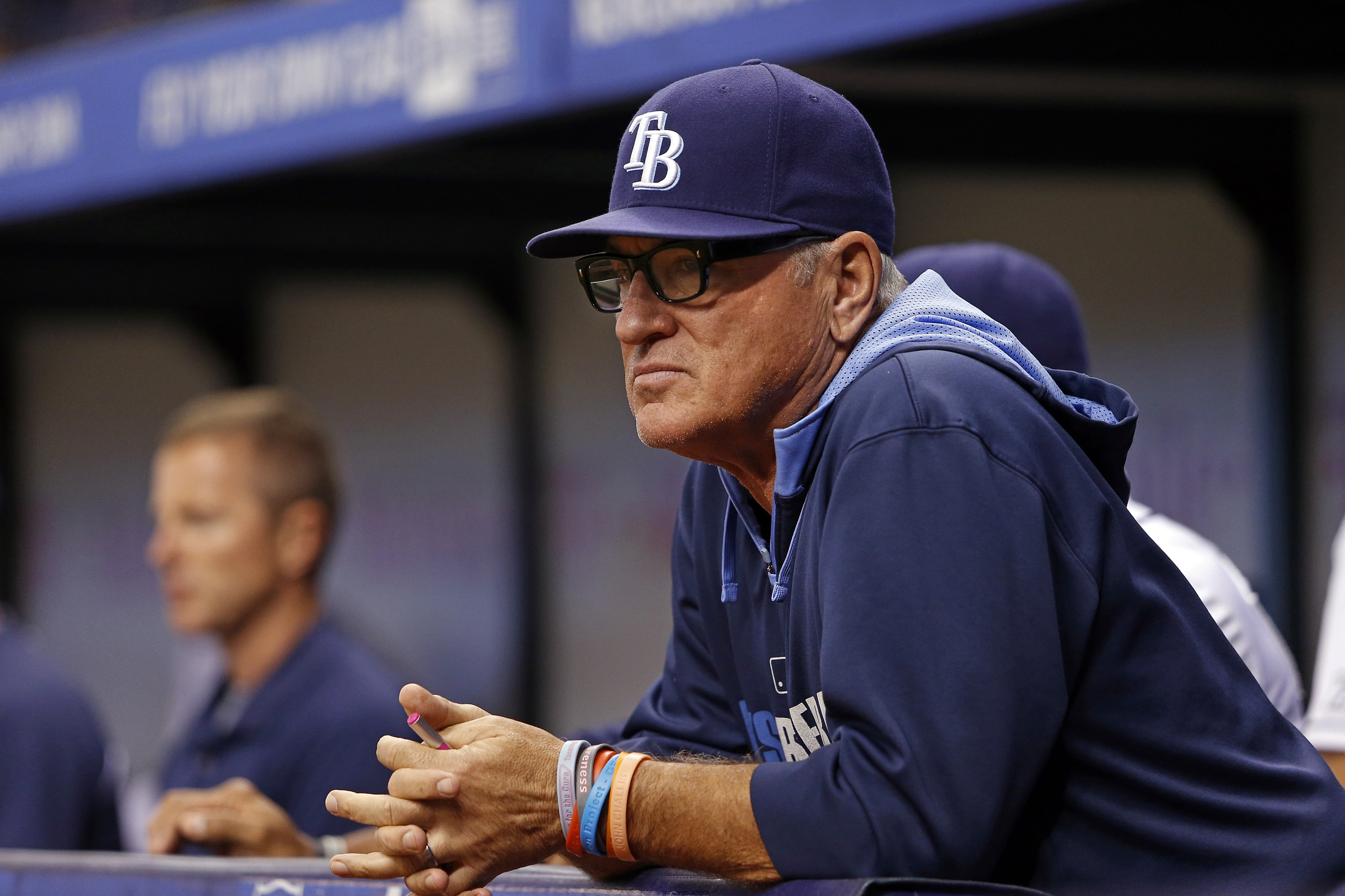 Joe Maddon calls out Rays fans for cheering Derek Jeter