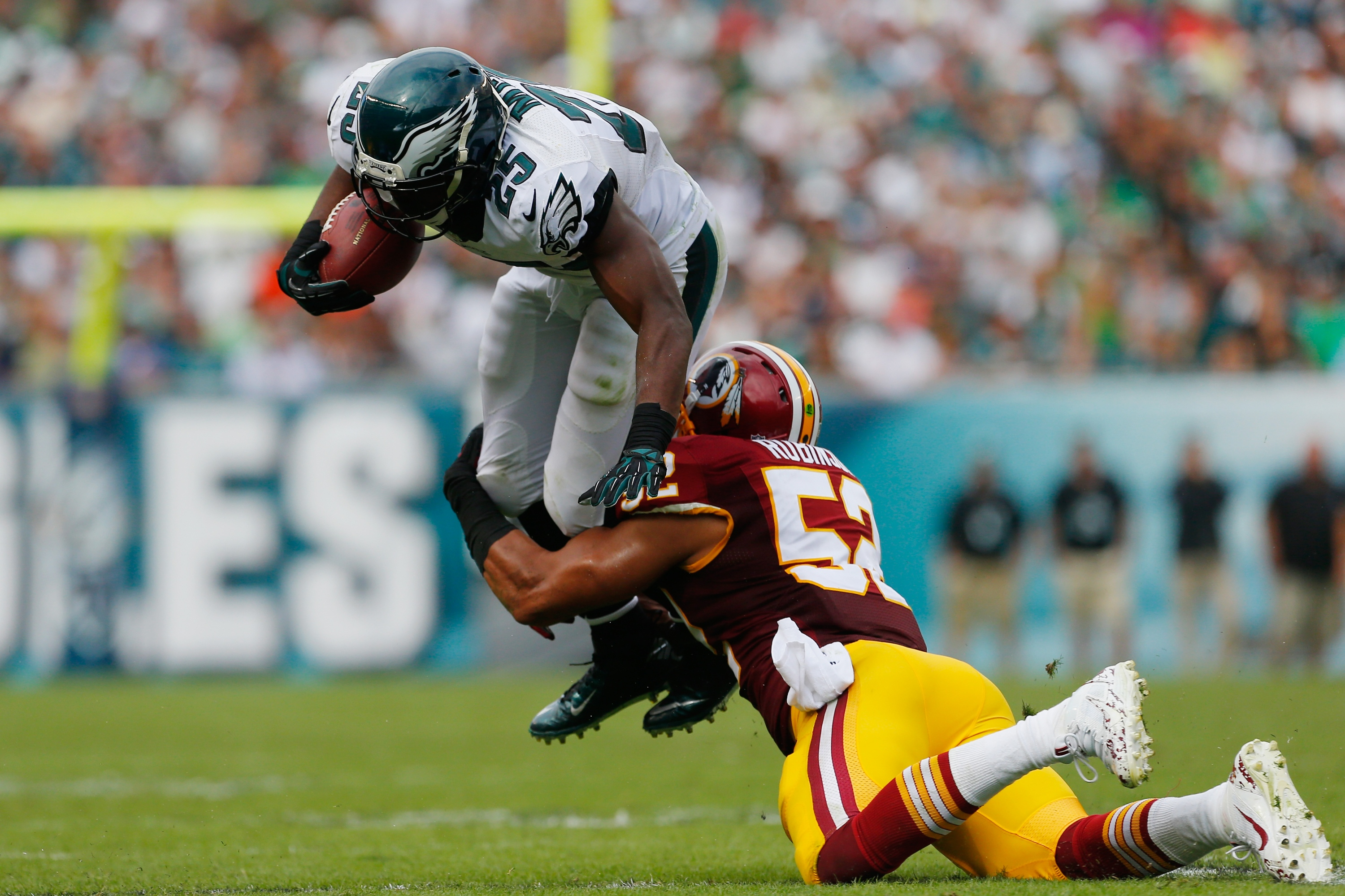 Is another crash landing in this Eagles' future? (Getty)