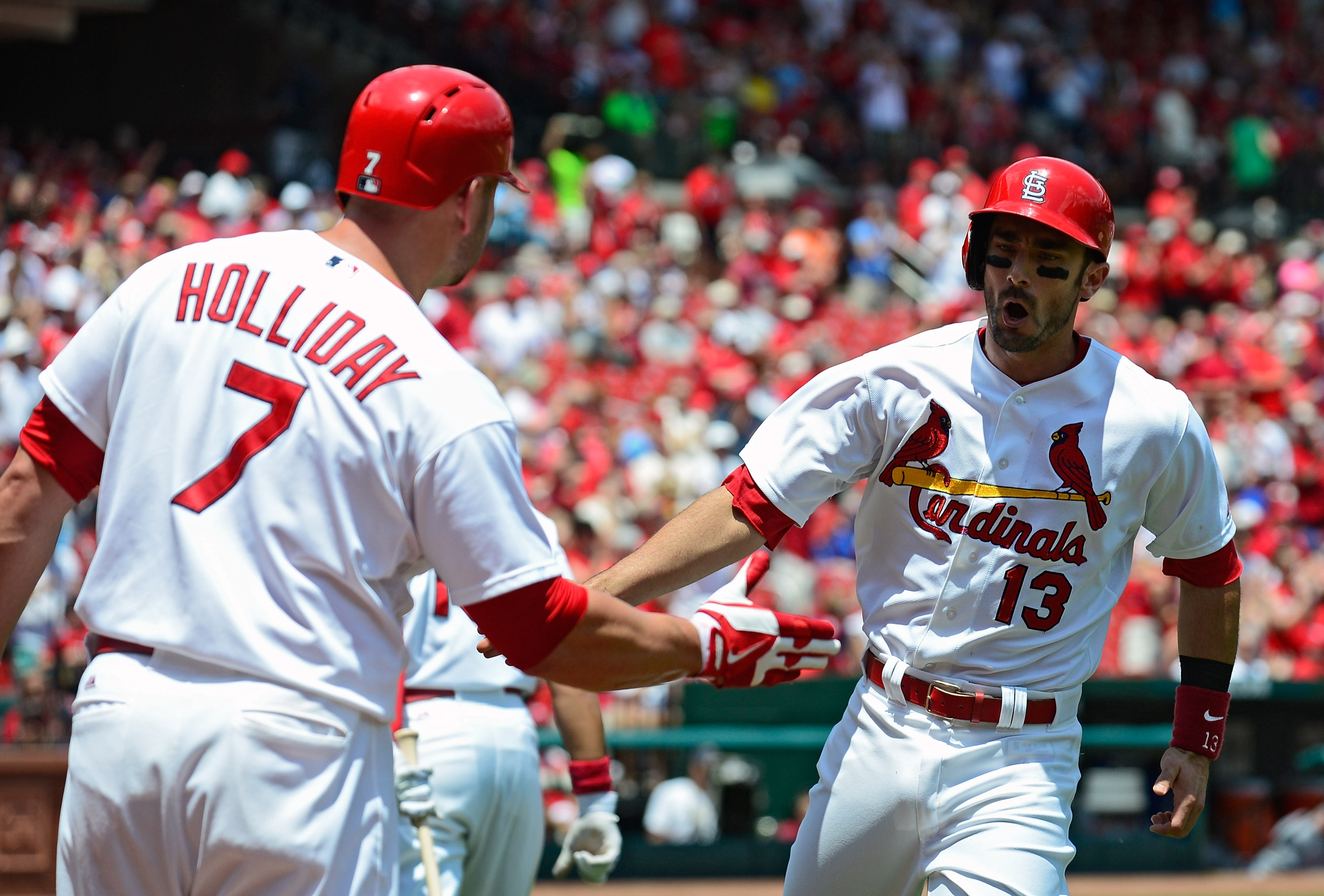 Cardinals lead the way in first NL All-Star balloting update