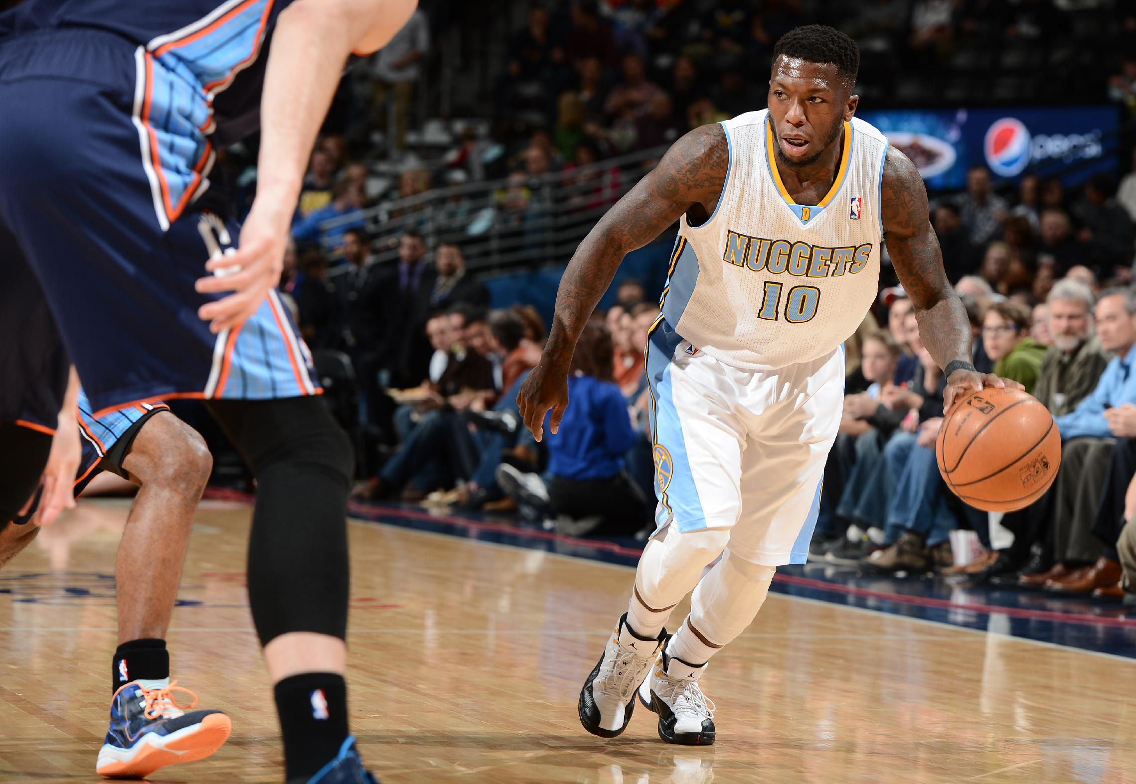 Nate Robinson is trying out with the Seahawks (Getty Images)