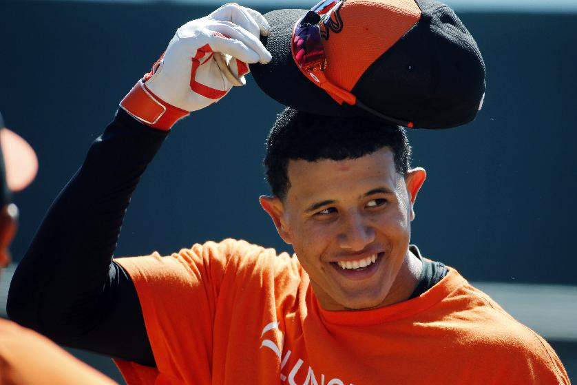 Manny Machado set to return to Orioles lineup after knee surger…