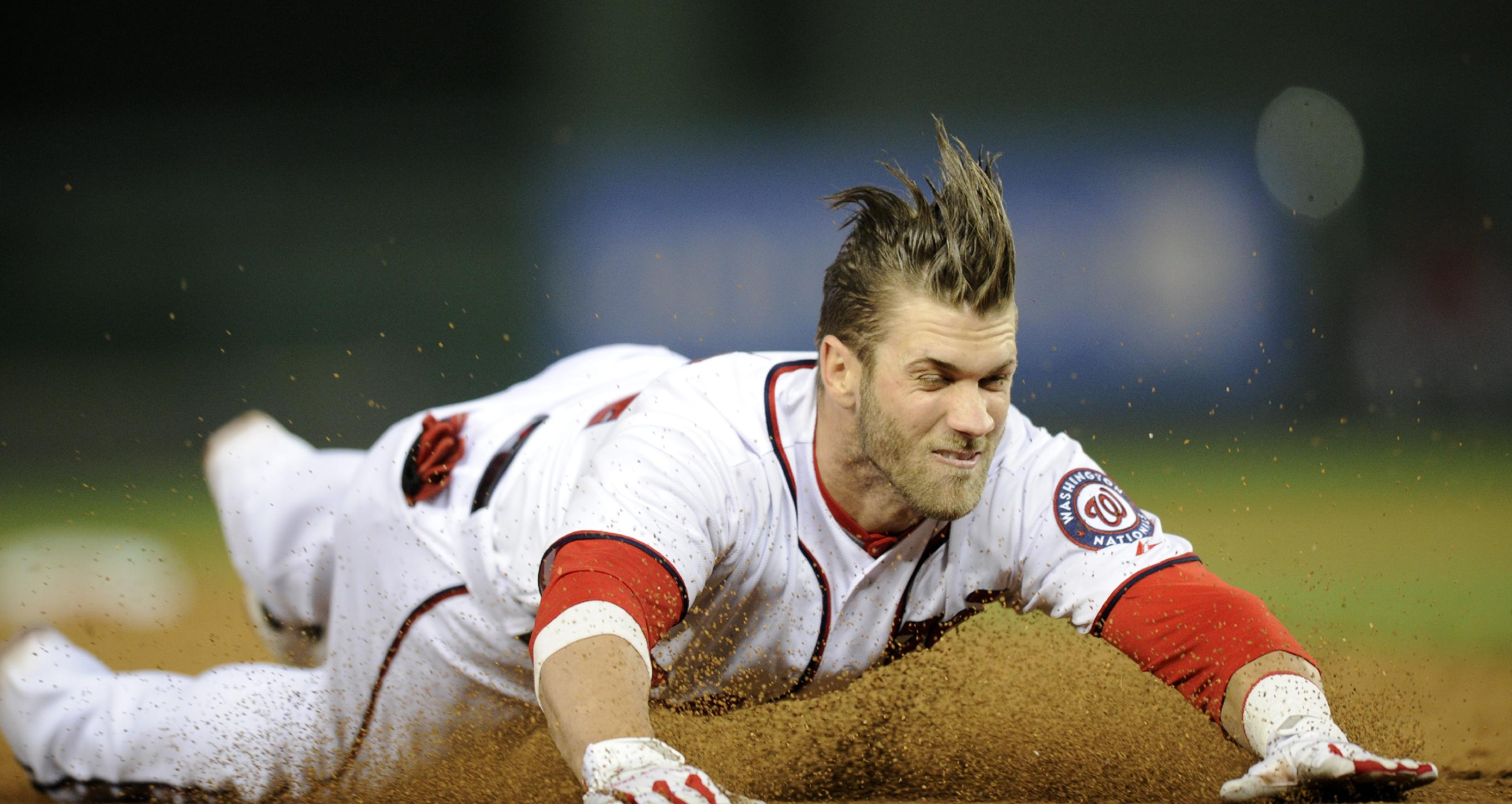 Bryce Harper needs thumb surgery, out until at least July
