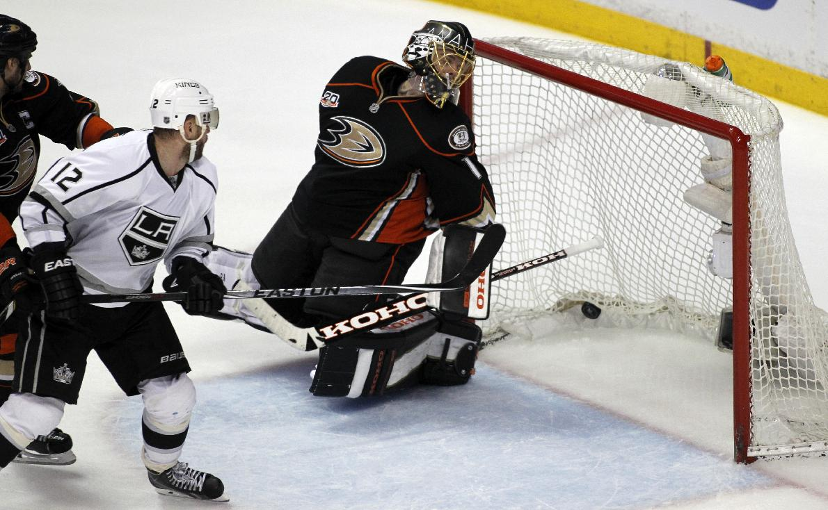 Marian Gaborik on Game 1 heroism: 'We're not done'