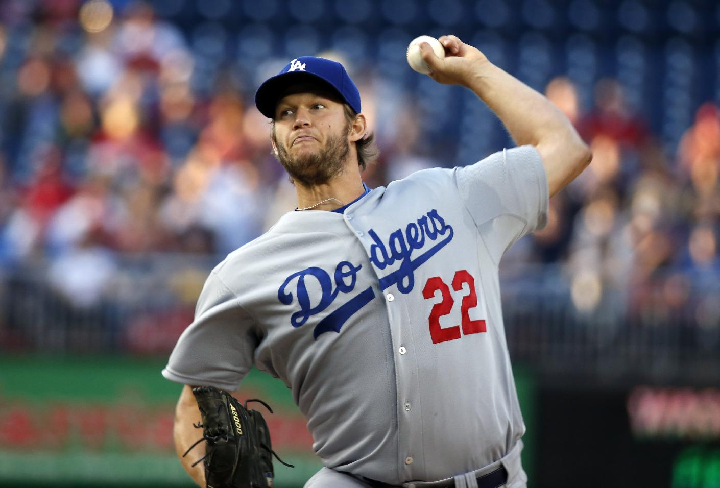 The Grand Slam: Clayton Kershaw stingy in return