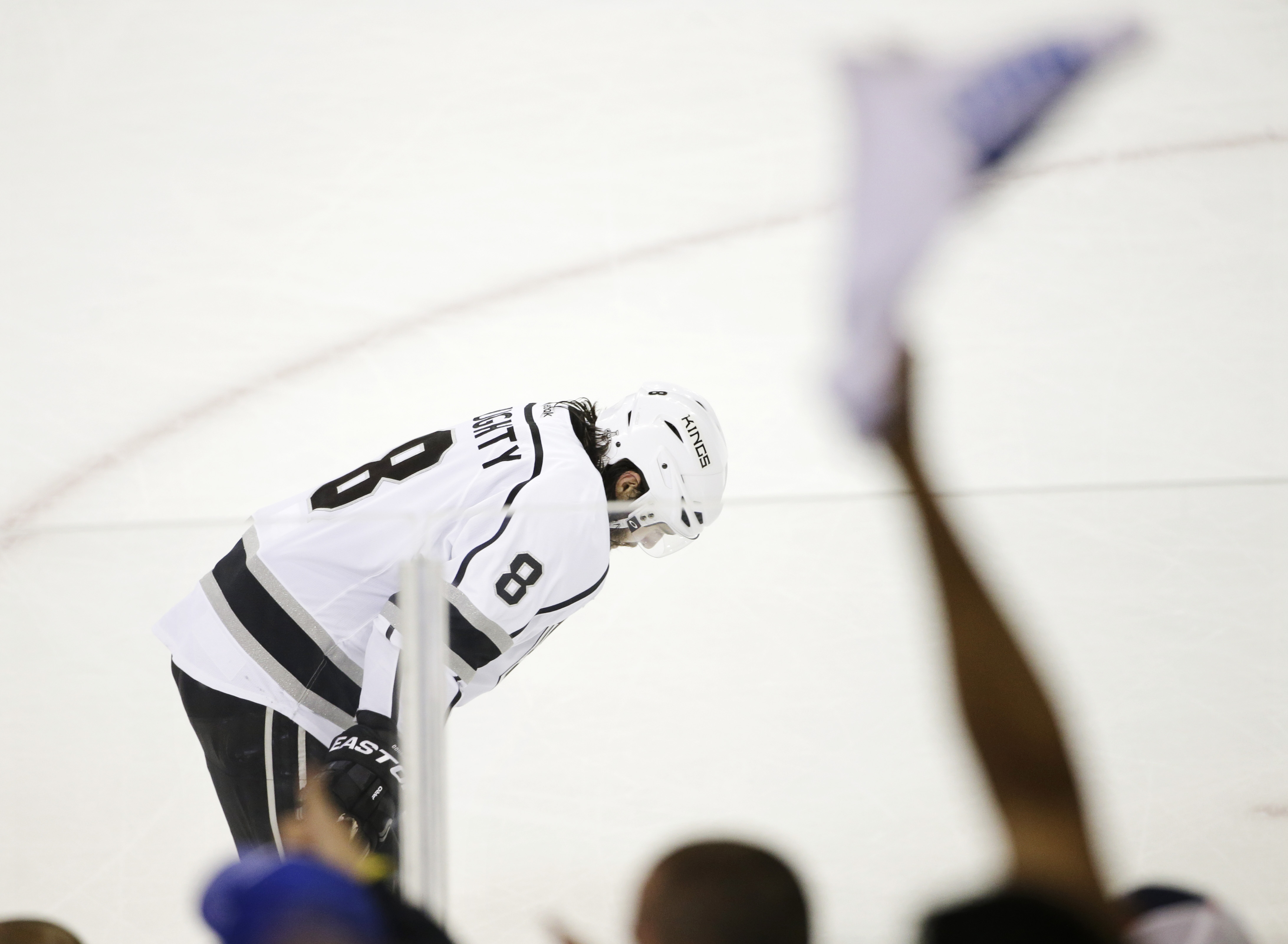 LA Kings not concerned with Rangers' Stanley Cup Final rally