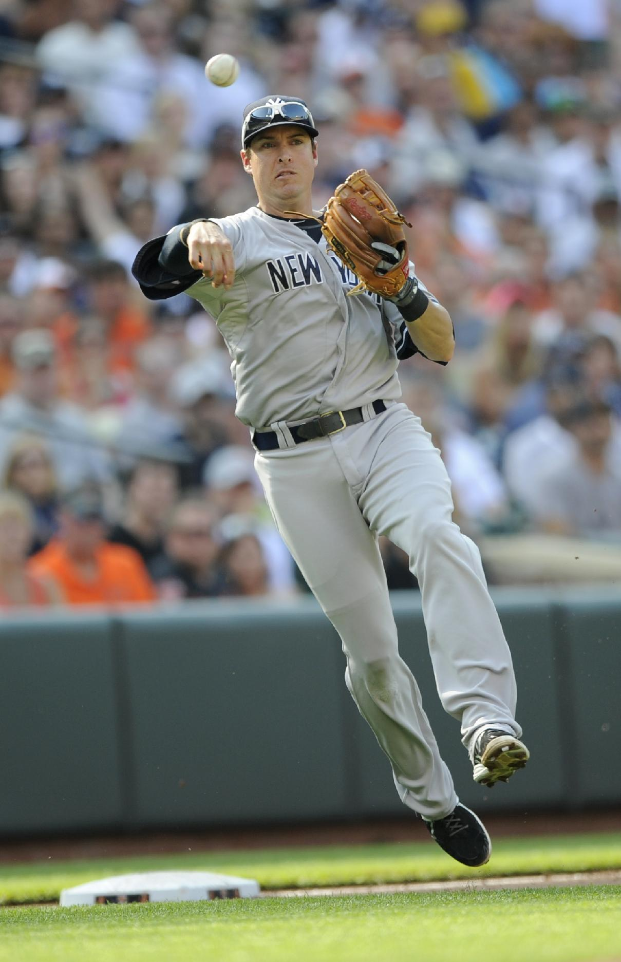 Yankees, Red Sox make first trade since 1997, send Stephen Drew…
