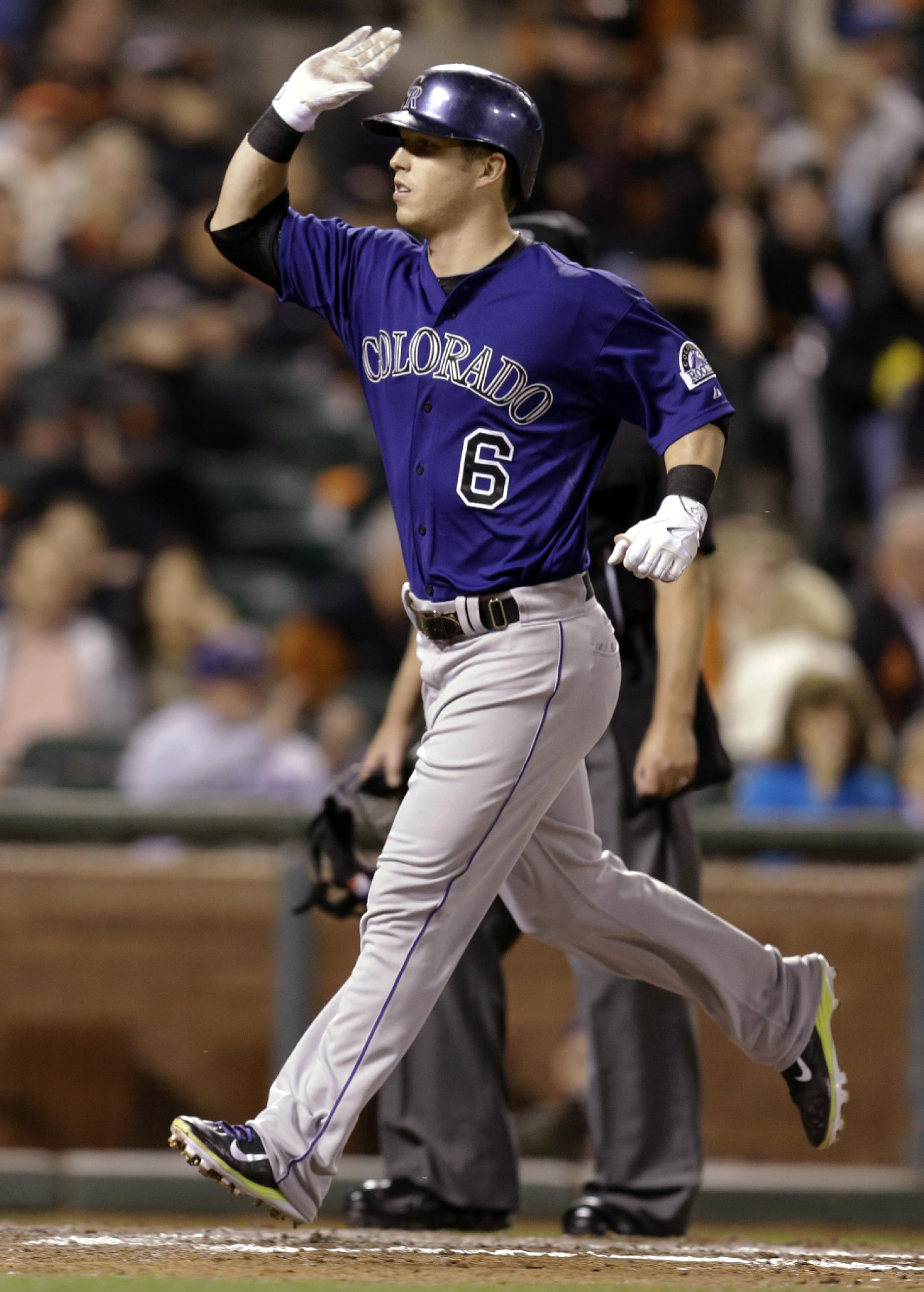 Rays Get OF Dickerson From Rockies for Reliever McGee