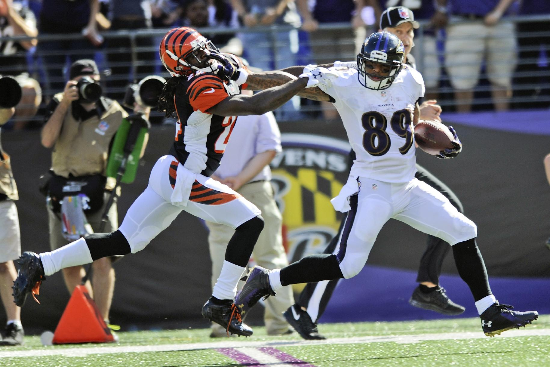 yahoo sports nfl experts � best stiffarm of the day you