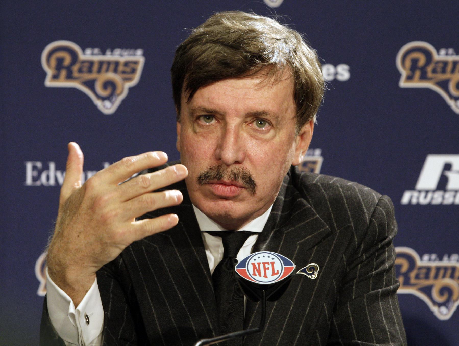 Rams owner Stan Kroenke (AP)