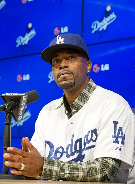 Jimmy Rollins was traded to the Dodgers in December. (AP)
