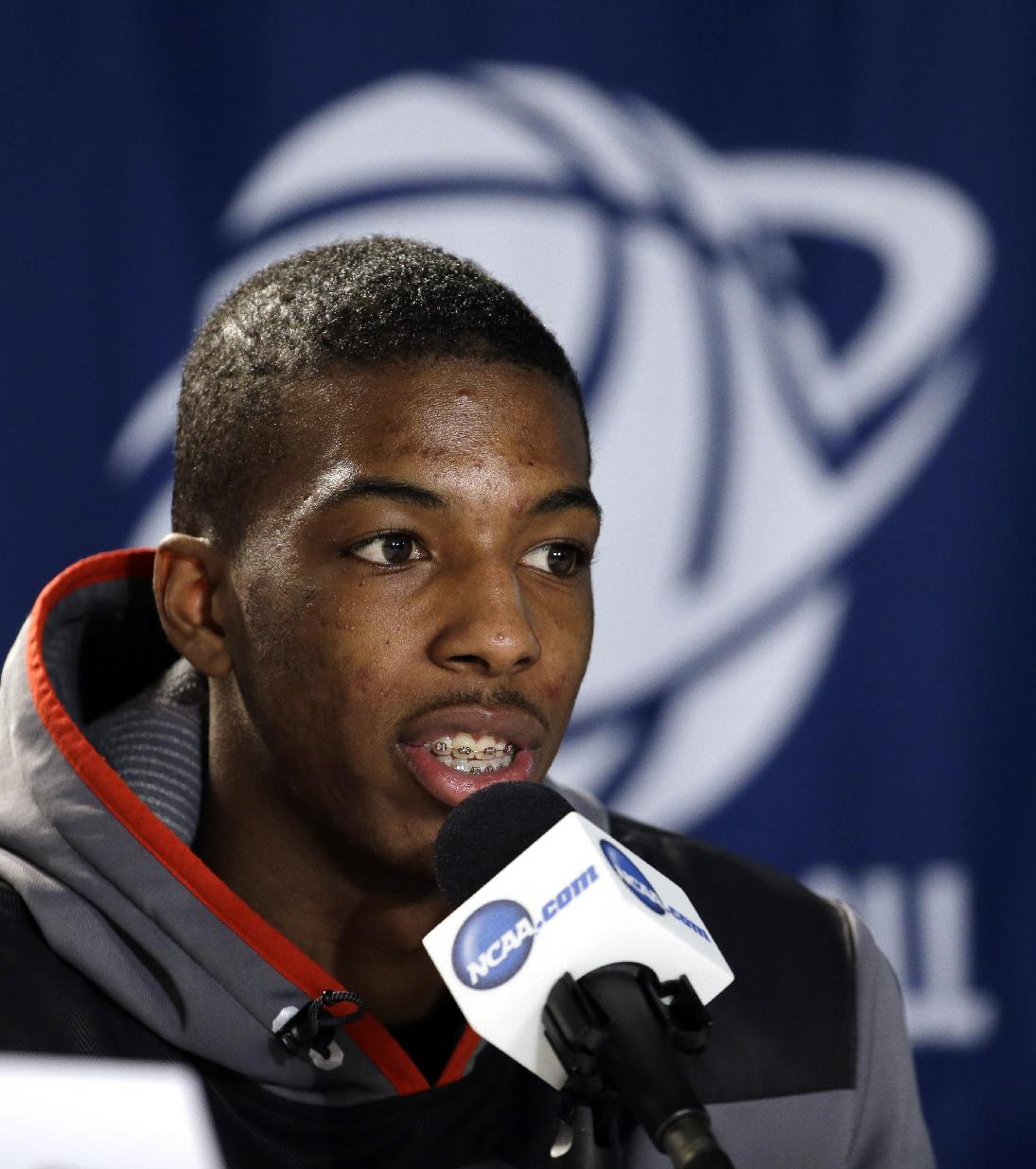 Delon Wright averaged 14.5 points and 5.1 assists last season for Utah. (AP)