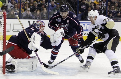 Penguins Inch Closer To Non-playoff Spot With Loss To Columbus, Ottawa Win