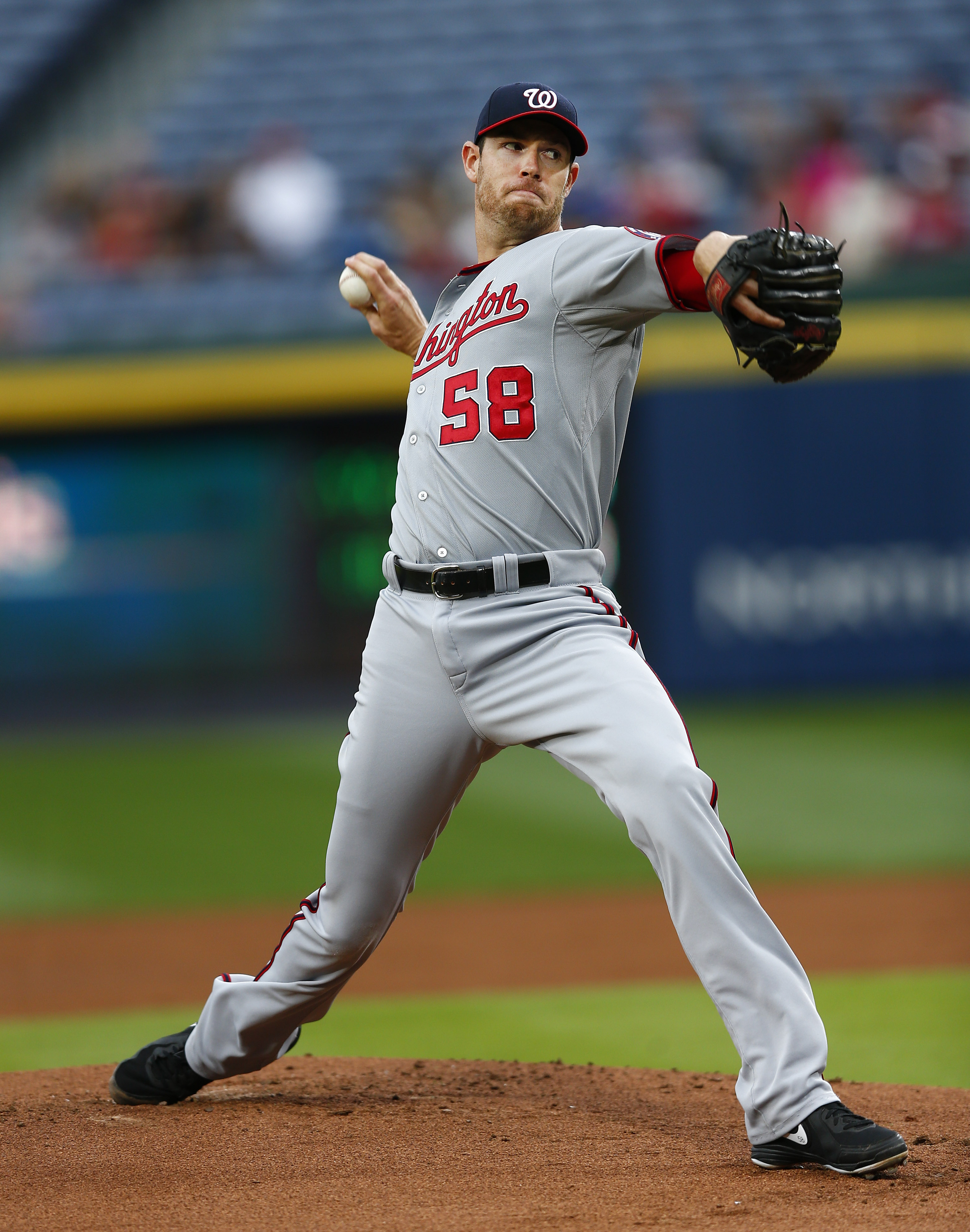 Doug Fister has a good chance to revive his career with the Ast…