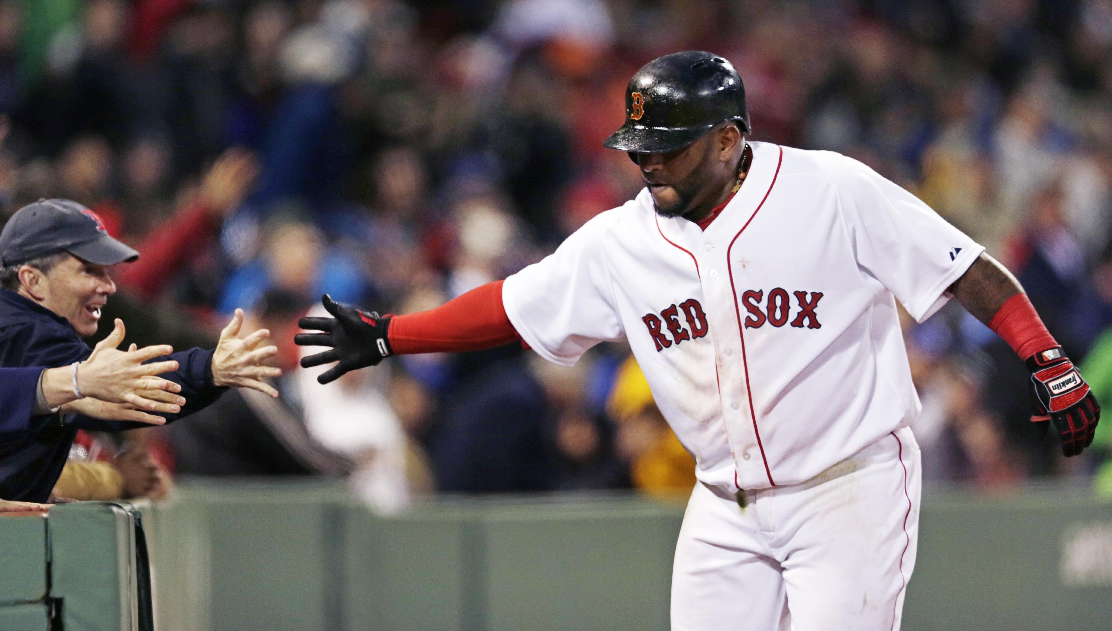 Pablo Sandoval has allegedly lost 20 pounds this offseason