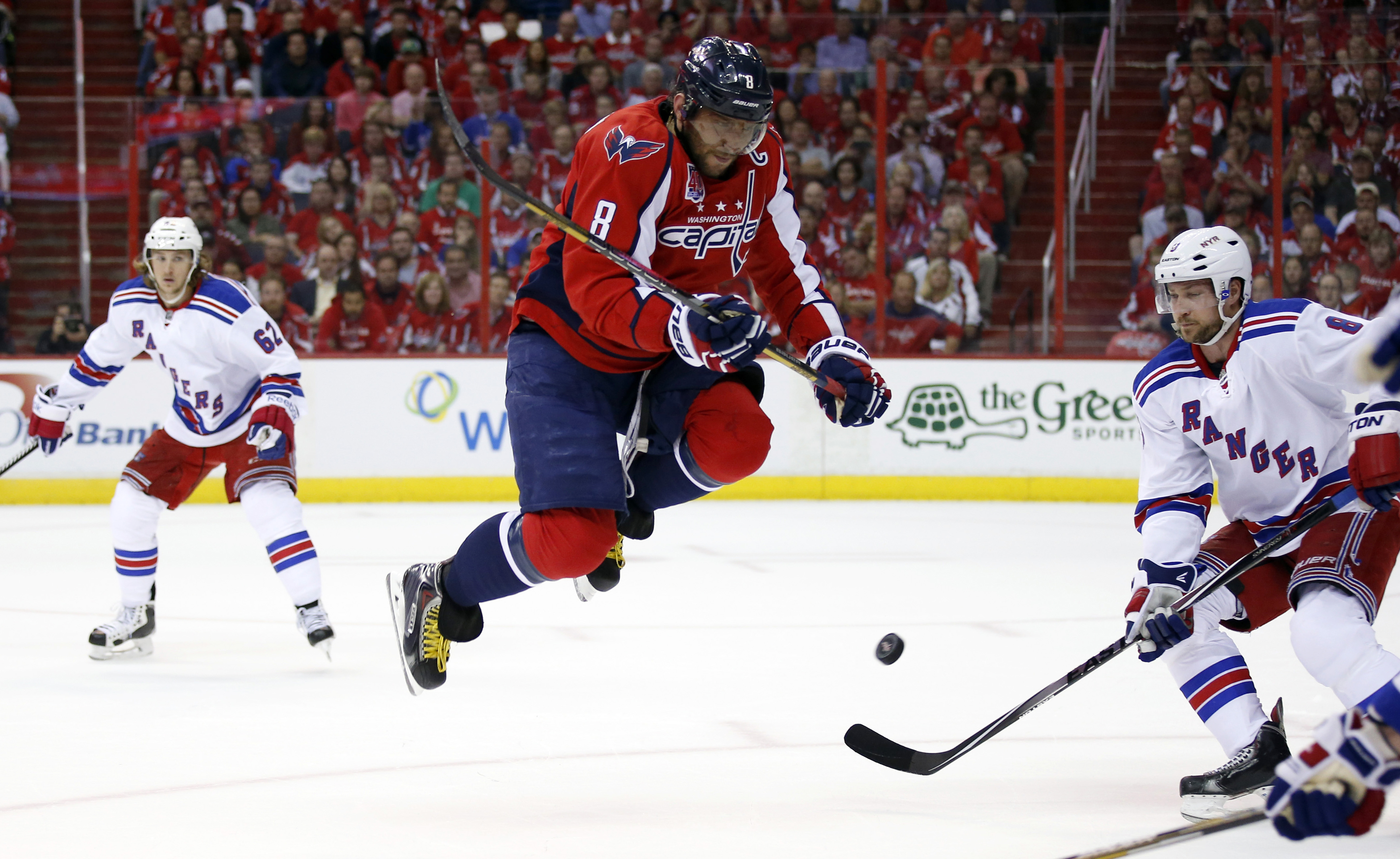 Alex Ovechkin And The Guaranteed Game 7 Disappointment