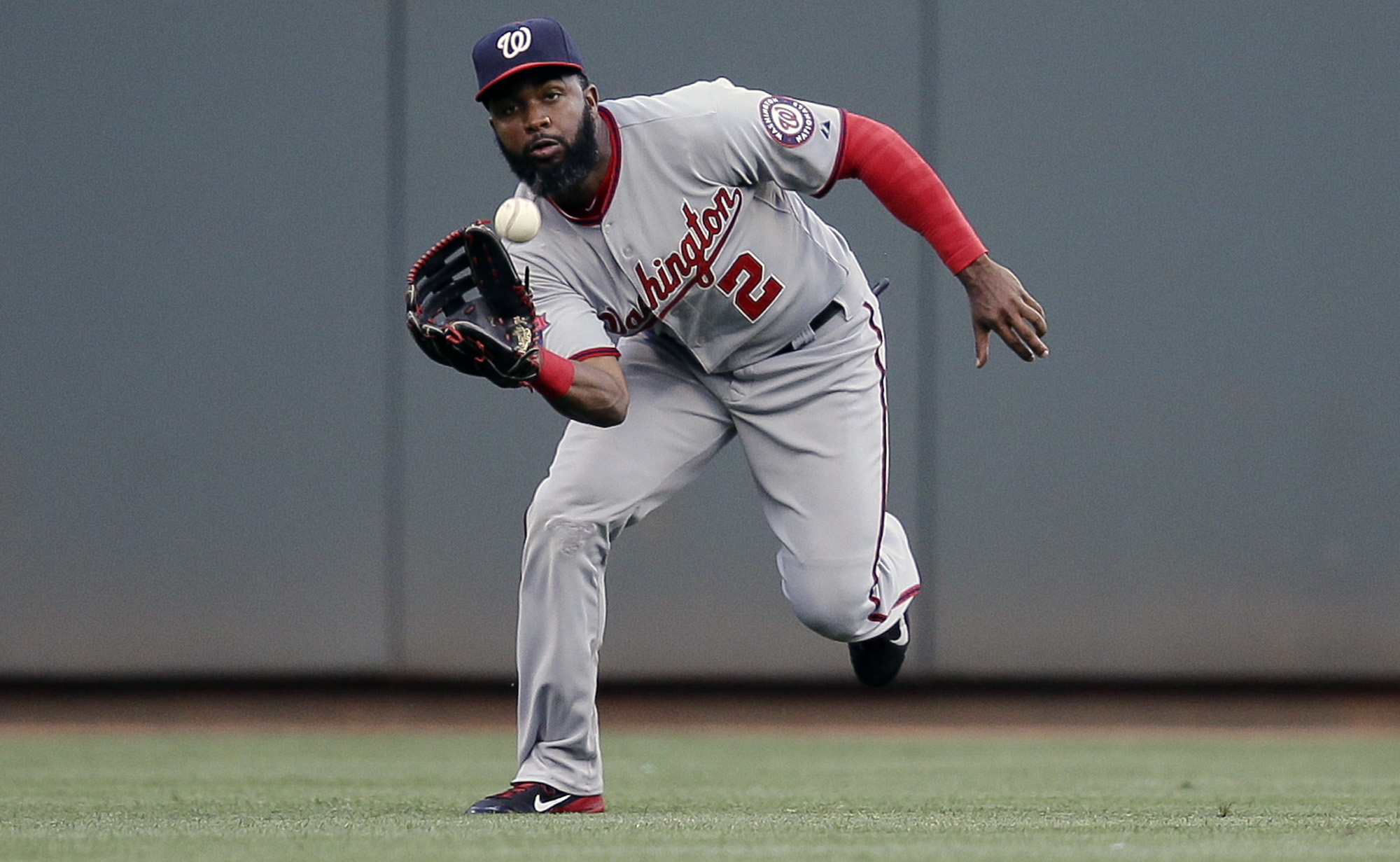 Denard Span Fills Holes at Leadoff Outfield for Giants