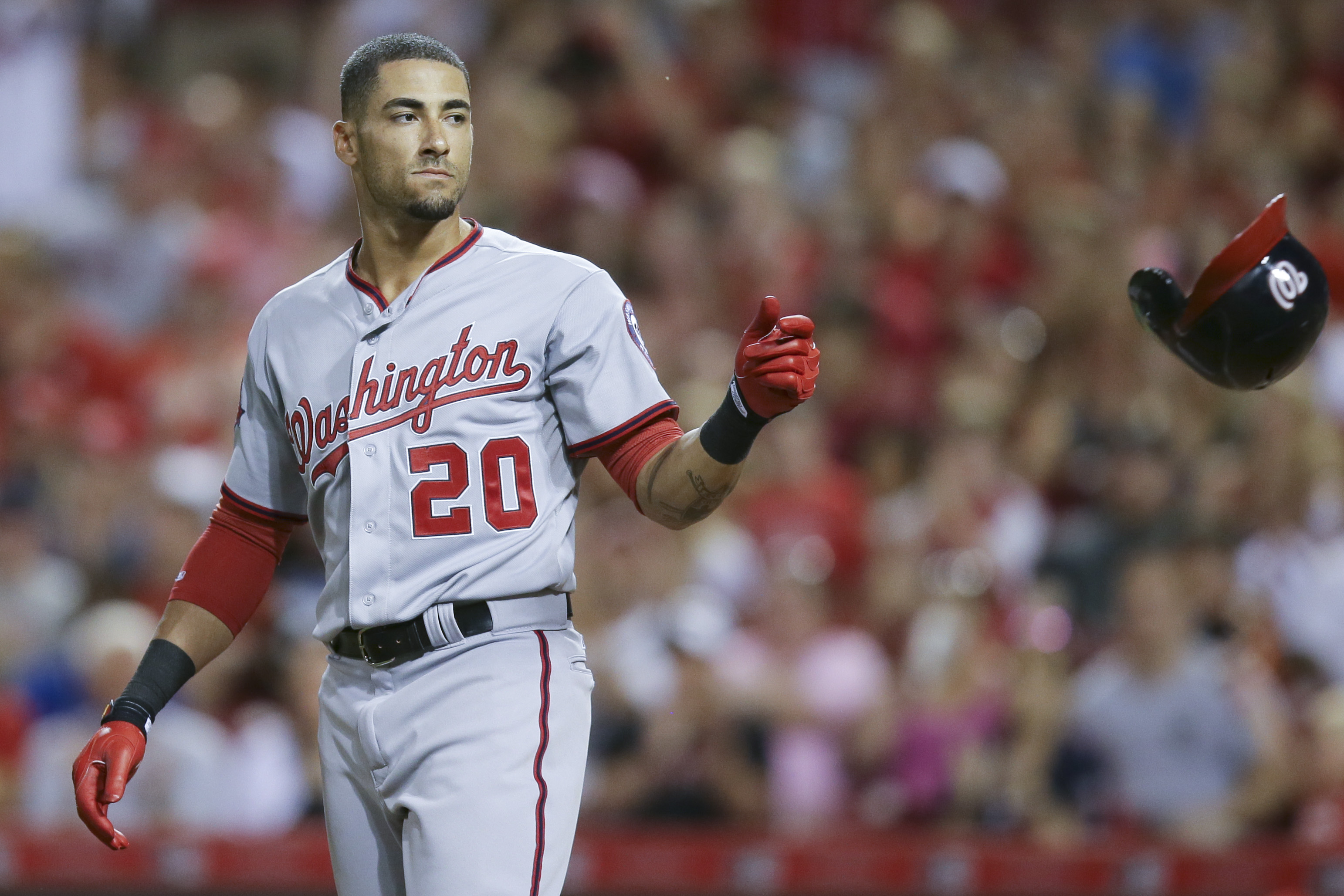 Hot Stove Digest: Nationals not likely to pursue Ian Desmond