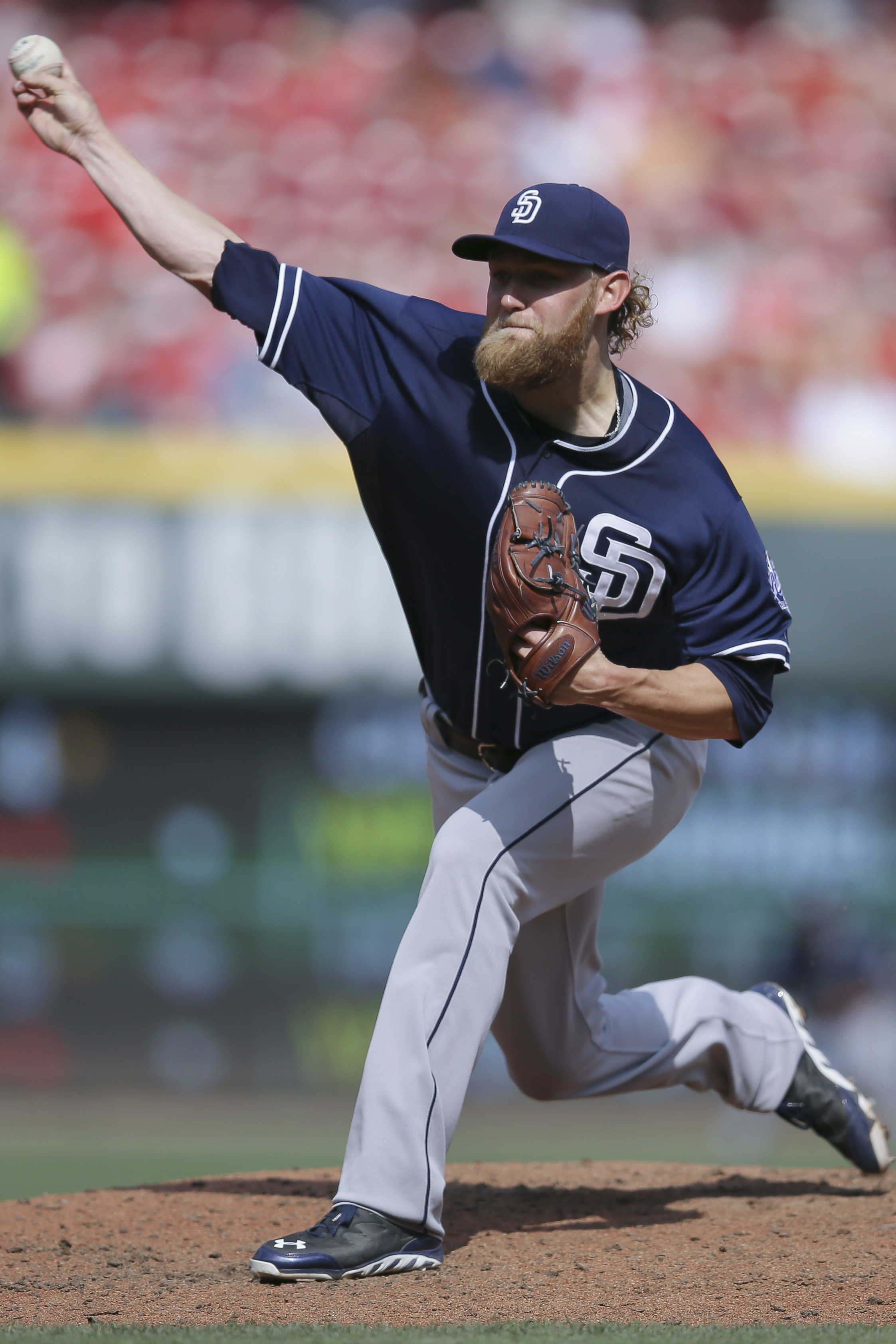 Hot Stove Digest: The Orioles could look at Andrew Cashner
