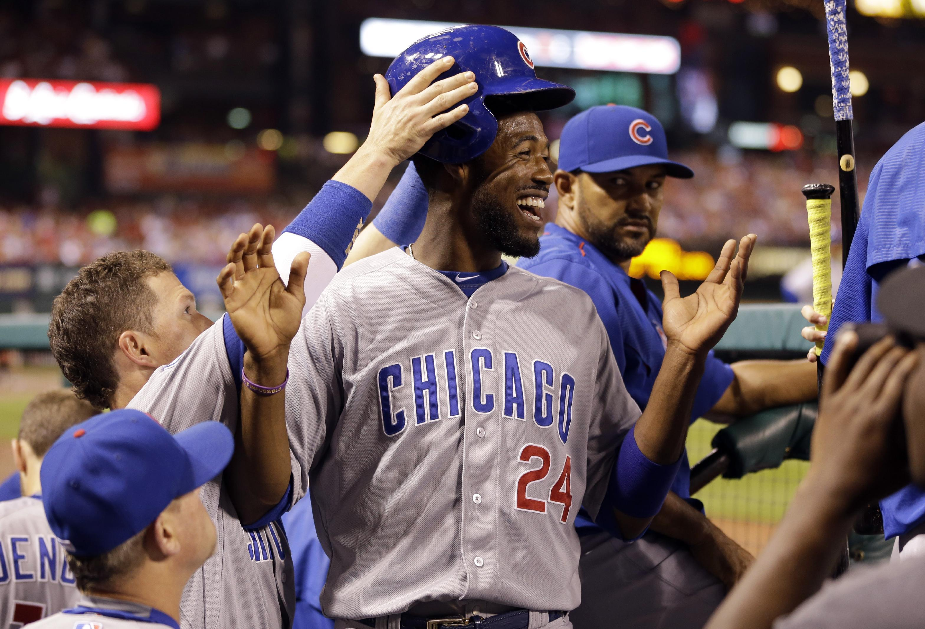 Dexter Fowler is one notable free agent who remains unsigned. (AP)