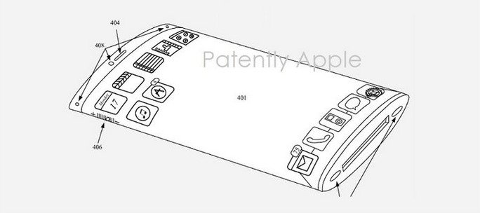 Apple Patent via Patently Apple