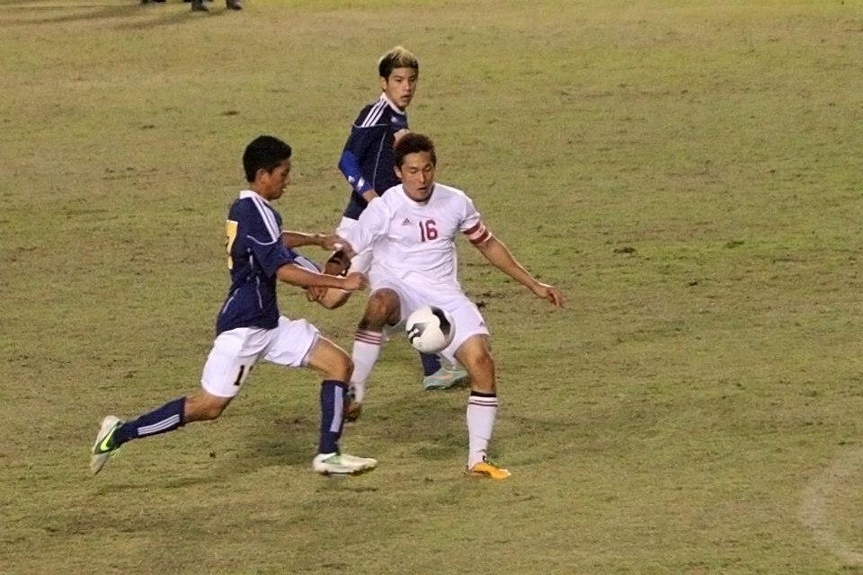 Leo Klink, 16, led Kalani to the state championship with 24 goals this season. (Courtesy of Klink family)