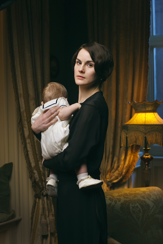 Downton Abbey: Meet Lady Mary's New Beau! Plus: Get a First Look at Season 4