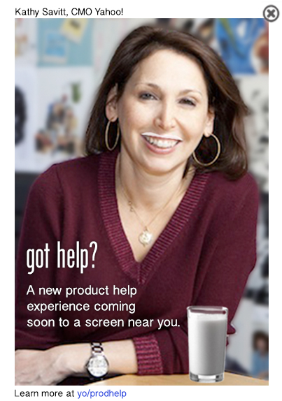 Got Help? A new product help experience coming soon to a screen near you.