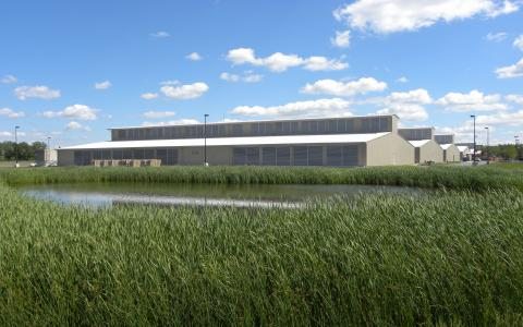 Yahoo! Lockport Data Center