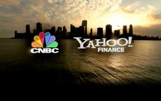 Yahoo! and CNBC