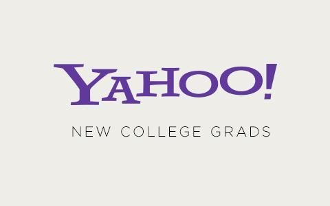 Yahoo! New College Graduates