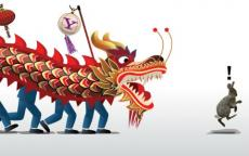 Yahoo! Chinese New Year Logo