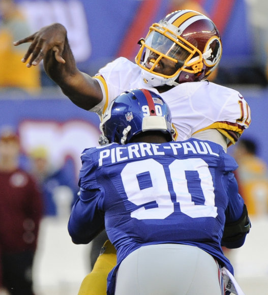 Jason Pierre Paul Rookie: Shutdown Corner
