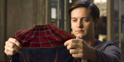 Tobey Maguire in 'Spider-Man 3'